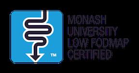 Monash low FODMAP webinar.
