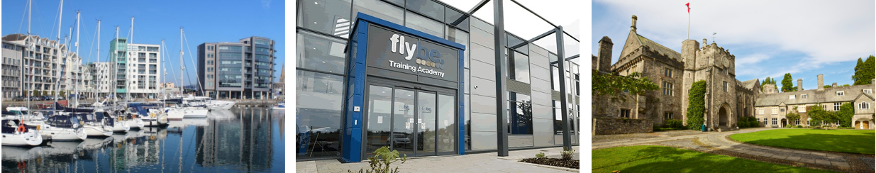 Aviation English training facilities in the UK