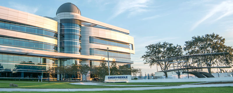 Embry-Riddle Aeronautical University, Daytona Beach