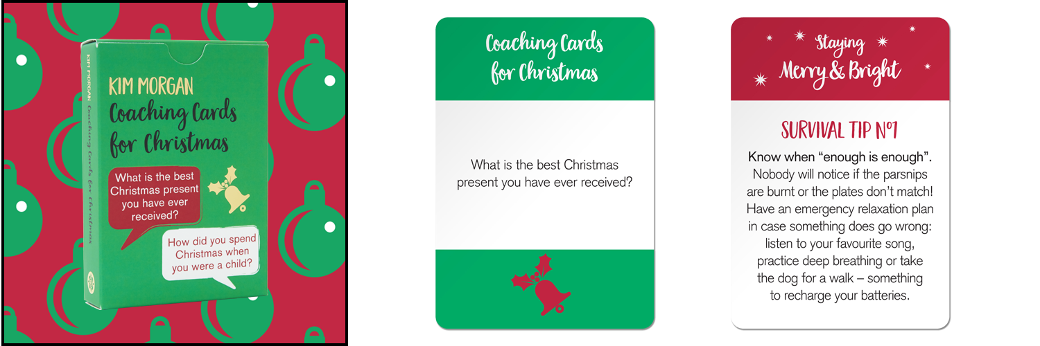 Coaching Cards for Christmas