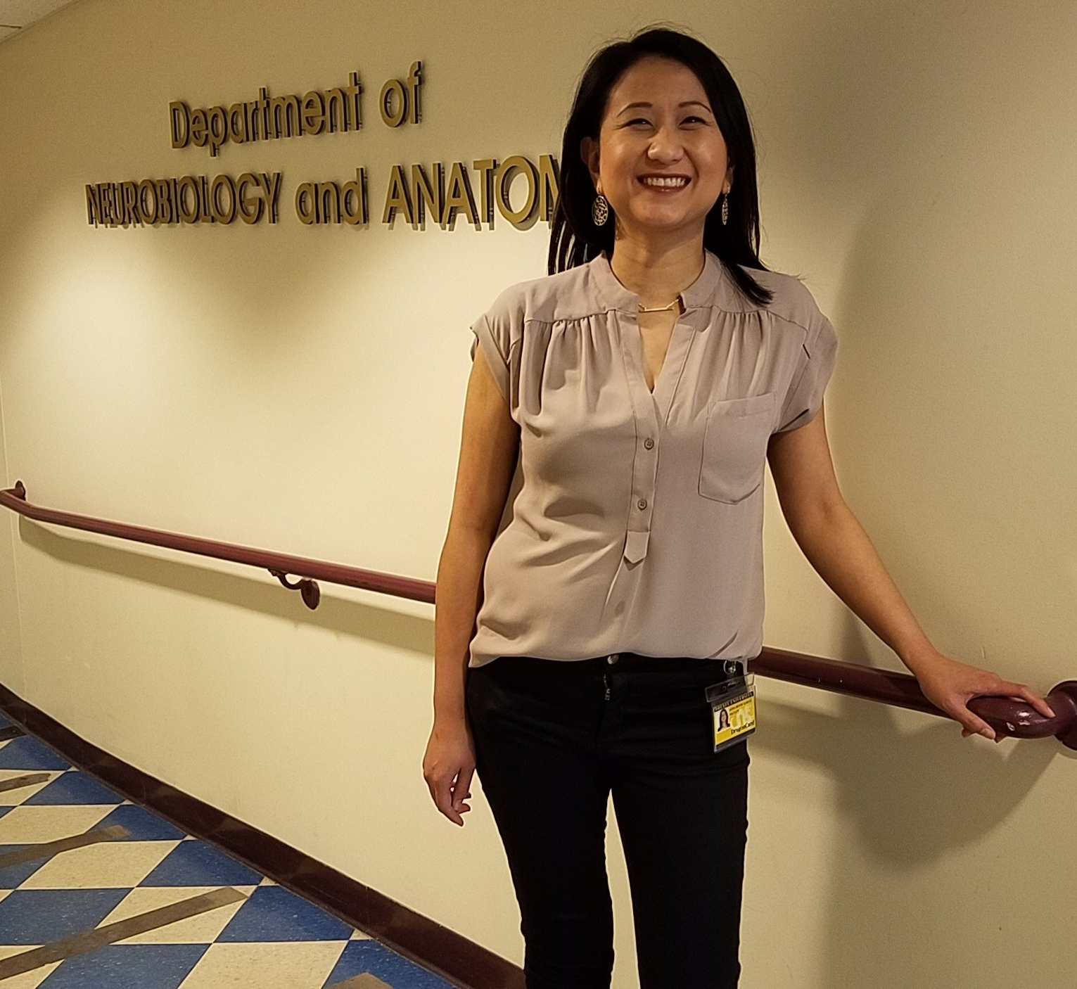 Denise Garcia , Assistant Professor in the Department of Biology at Drexel University.