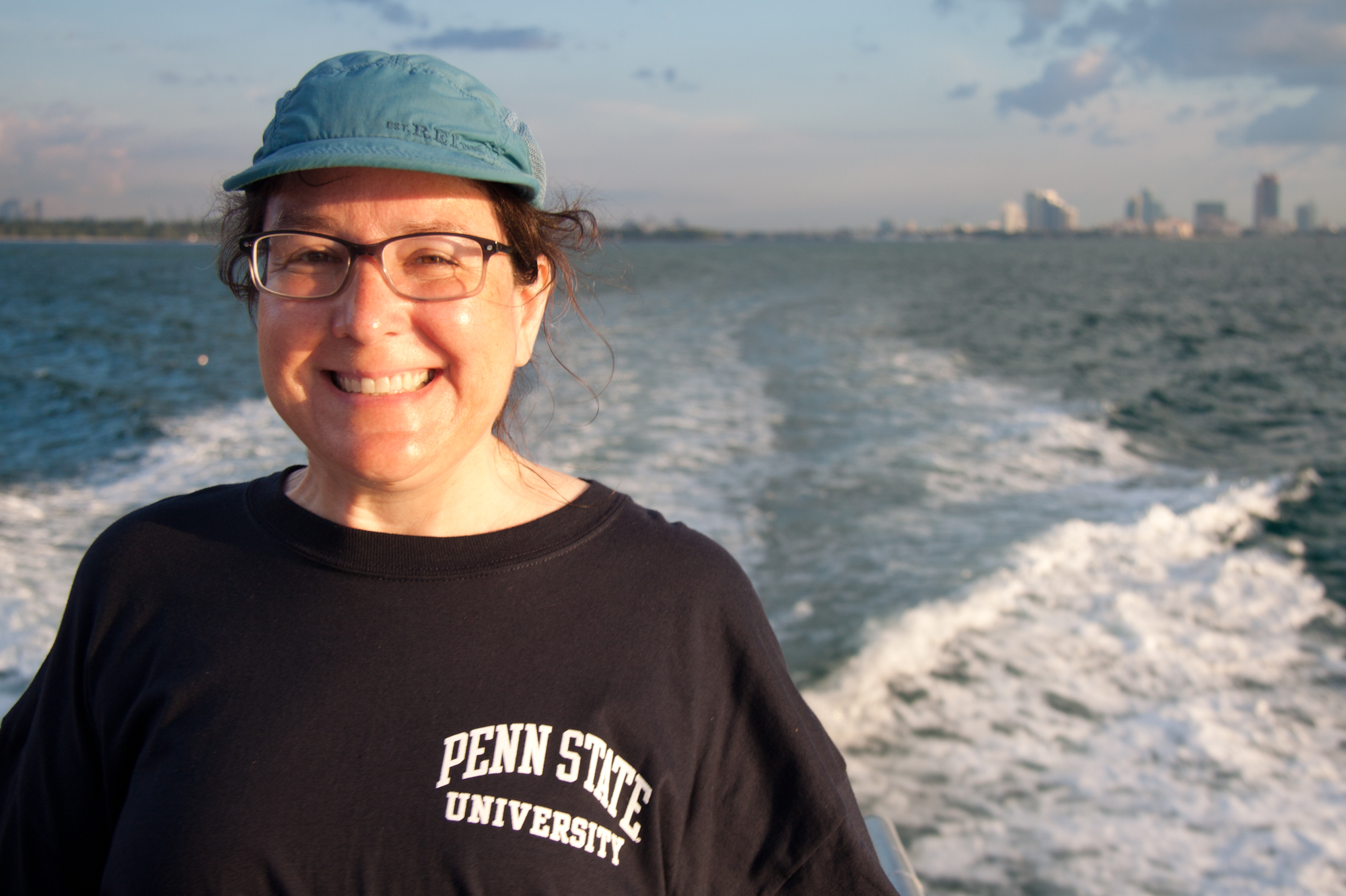 Dr Laura Guertin   Professor of Earth Science Penn State Brandywine