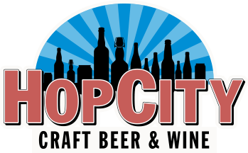Hop City is fueled by a passion for great taste - one of the largest beer selections in the country and a very healthy wine section