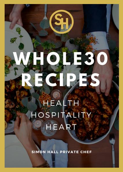 whole30 recipe cover