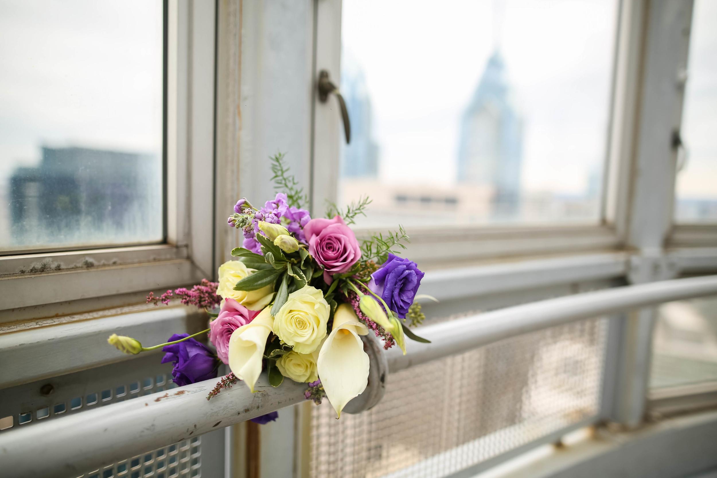 Philadelphia Lesbian wedding at City Hall
