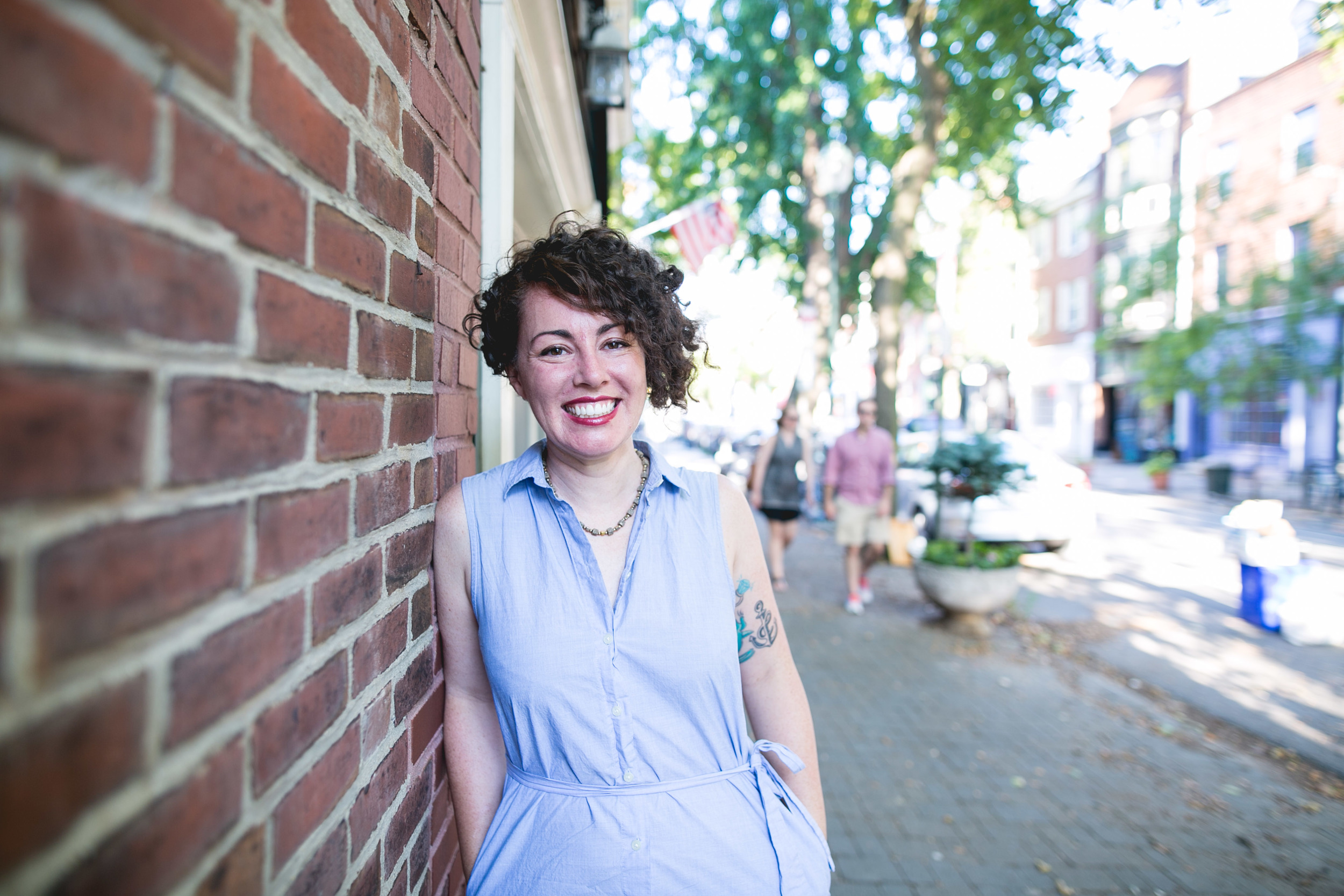 Philadelphia Weekly Forward Philly Headshots by LGBTQ photographer Swiger Photography