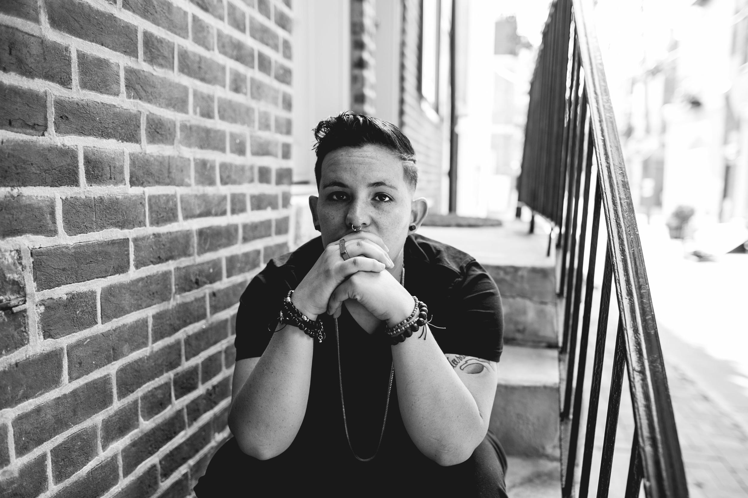 Philadelphia Weekly Forward Philly Headshots by LGBTQ photographer, Queer DJ Nikki Lopez