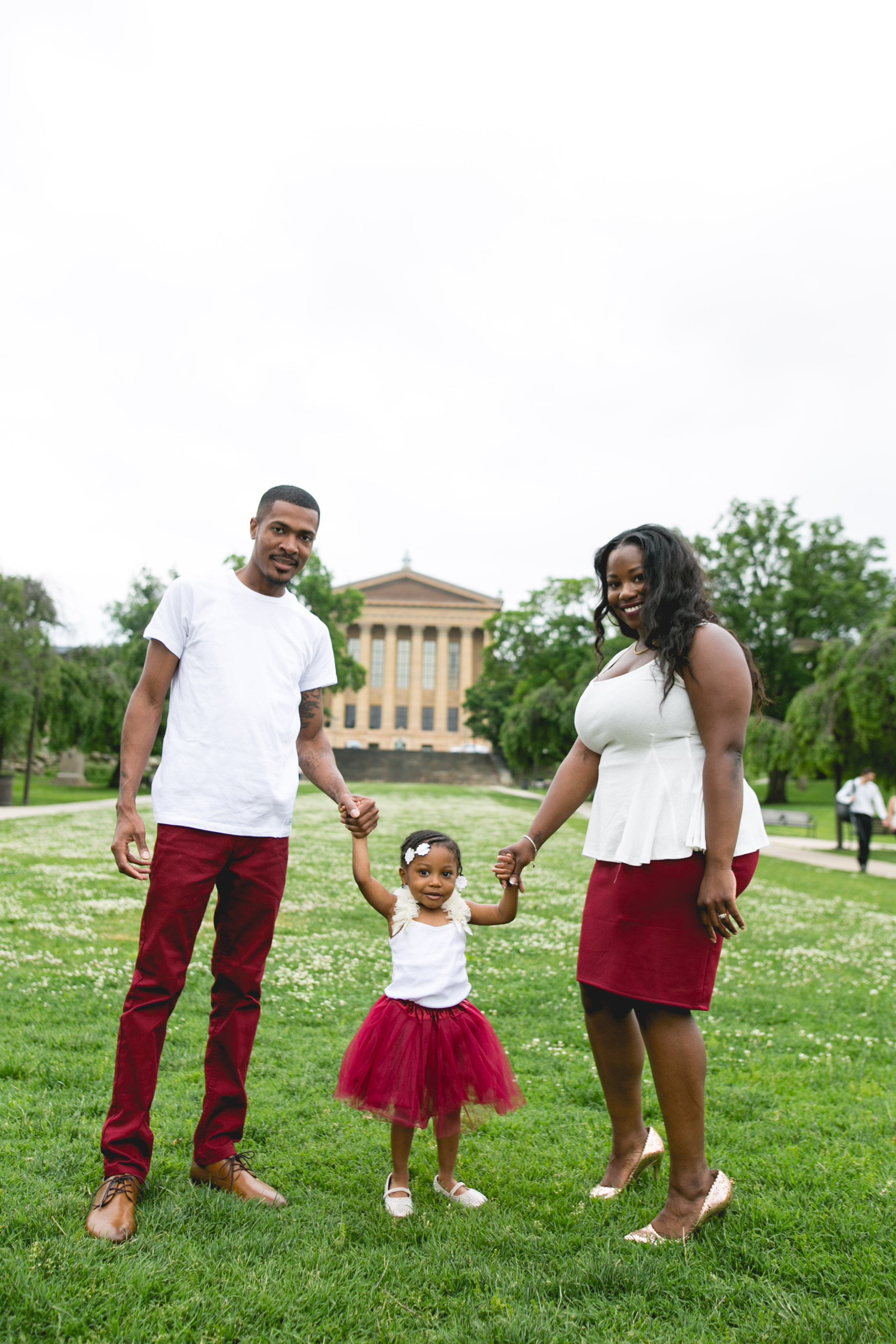 A Classic Philadelphia Museum of Art Engagement session by Swiger Photography