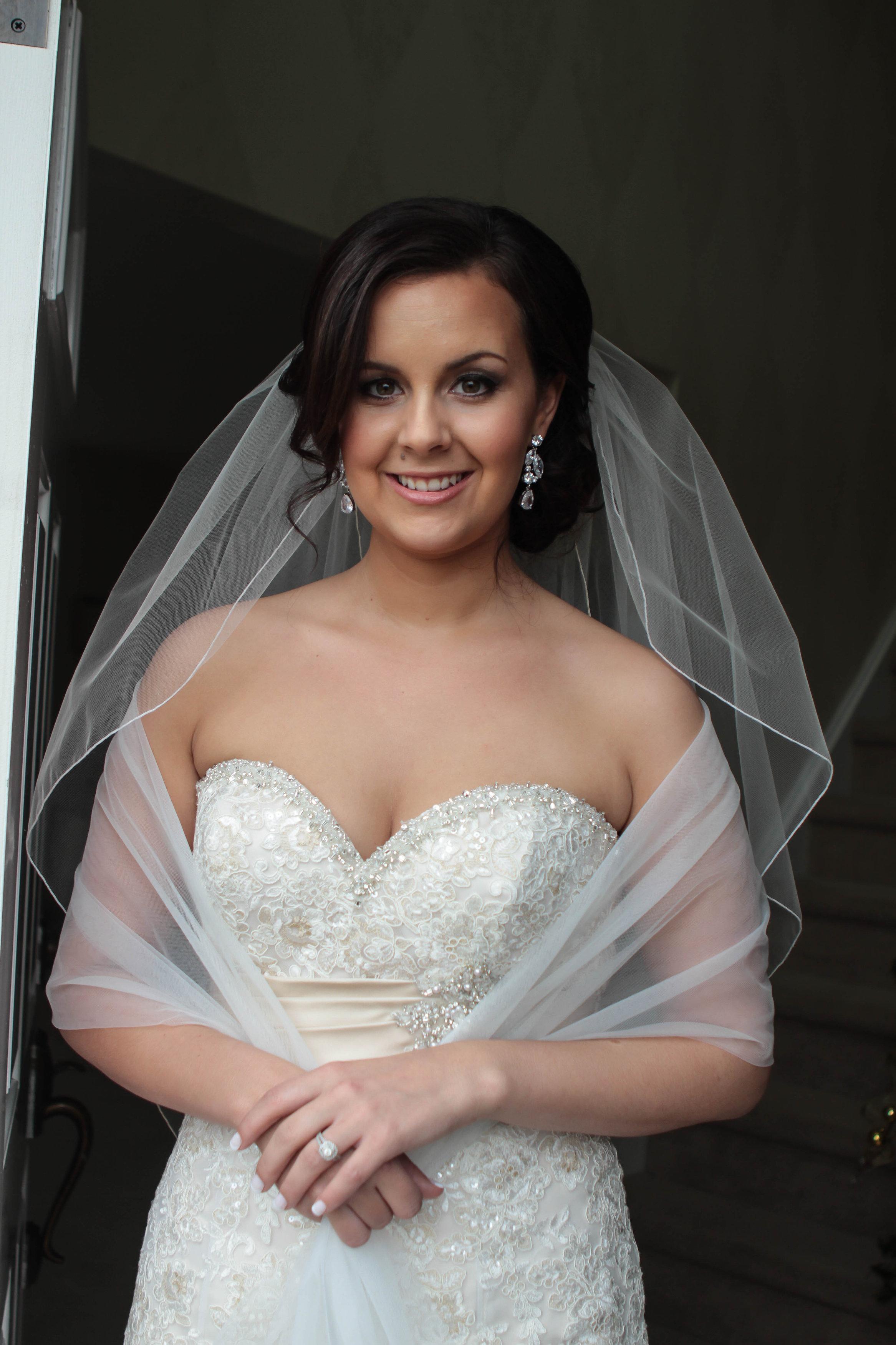 Wedding Wednesday Blog Post on Why We Love Veils. LGBT Friendly Philadelphia Photographer Swiger Photography