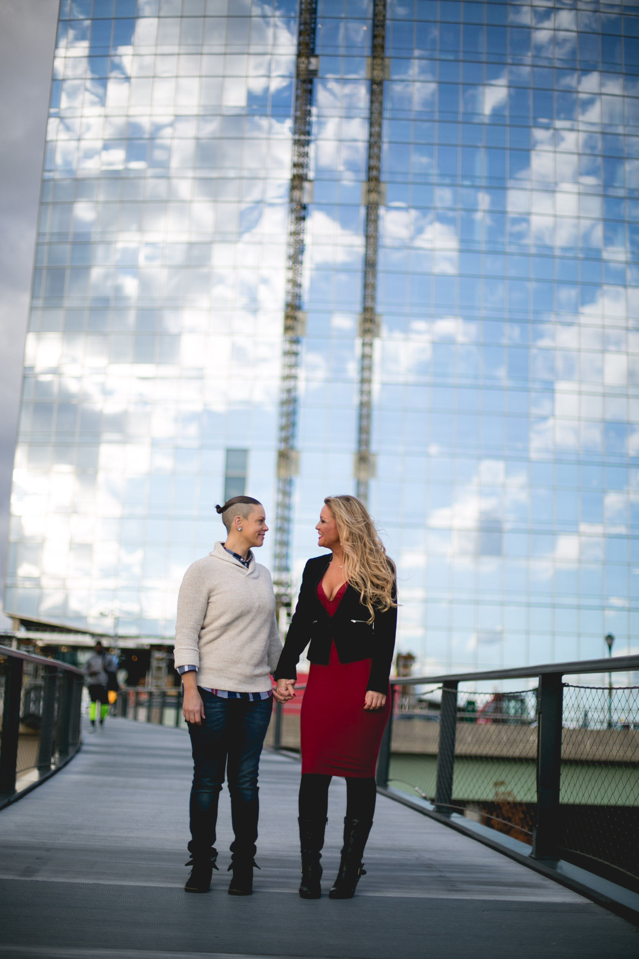 Philly LGBTQ Engagement Shoot