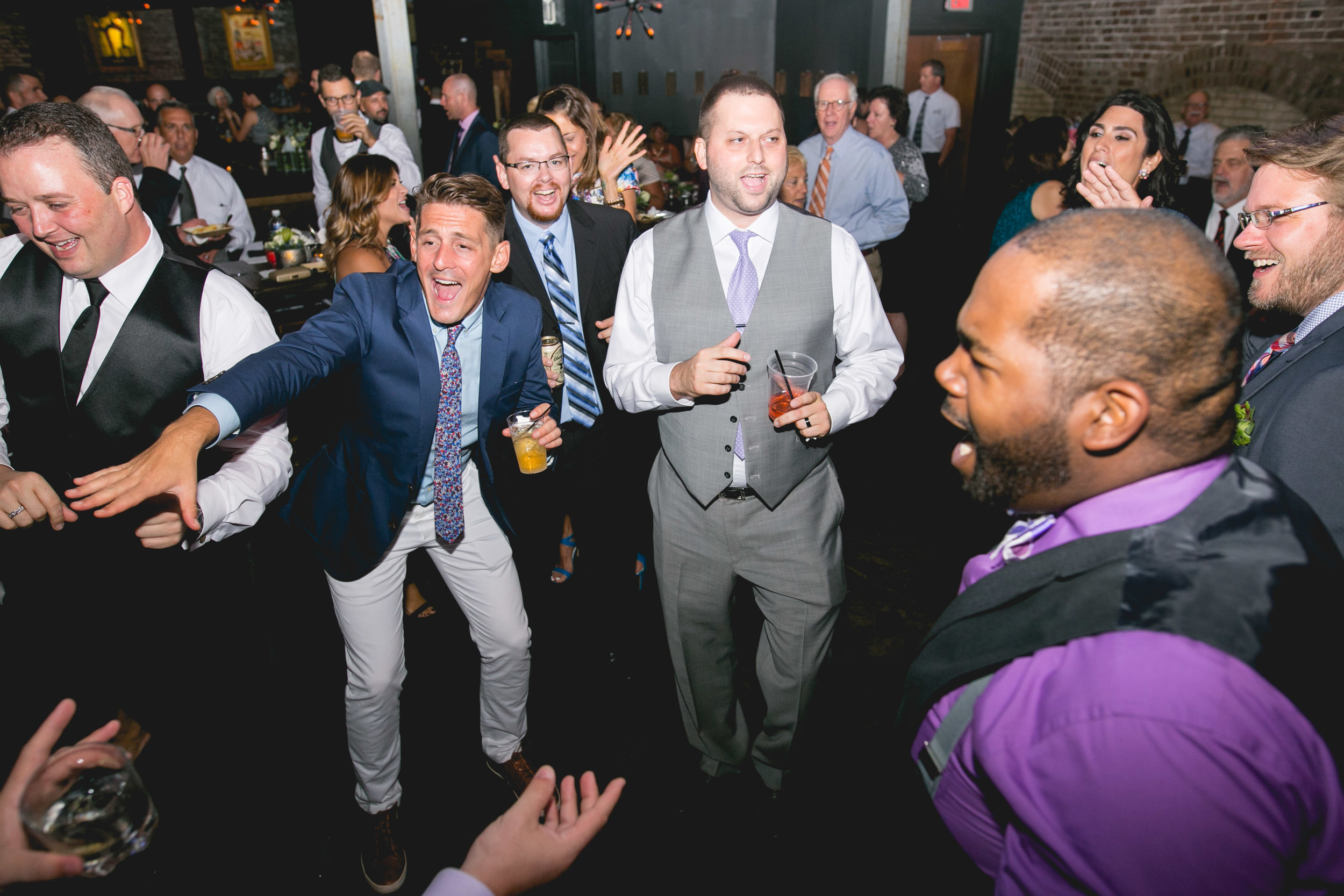 Philadelphia Gay Wedding at the Foundry at the Filmore