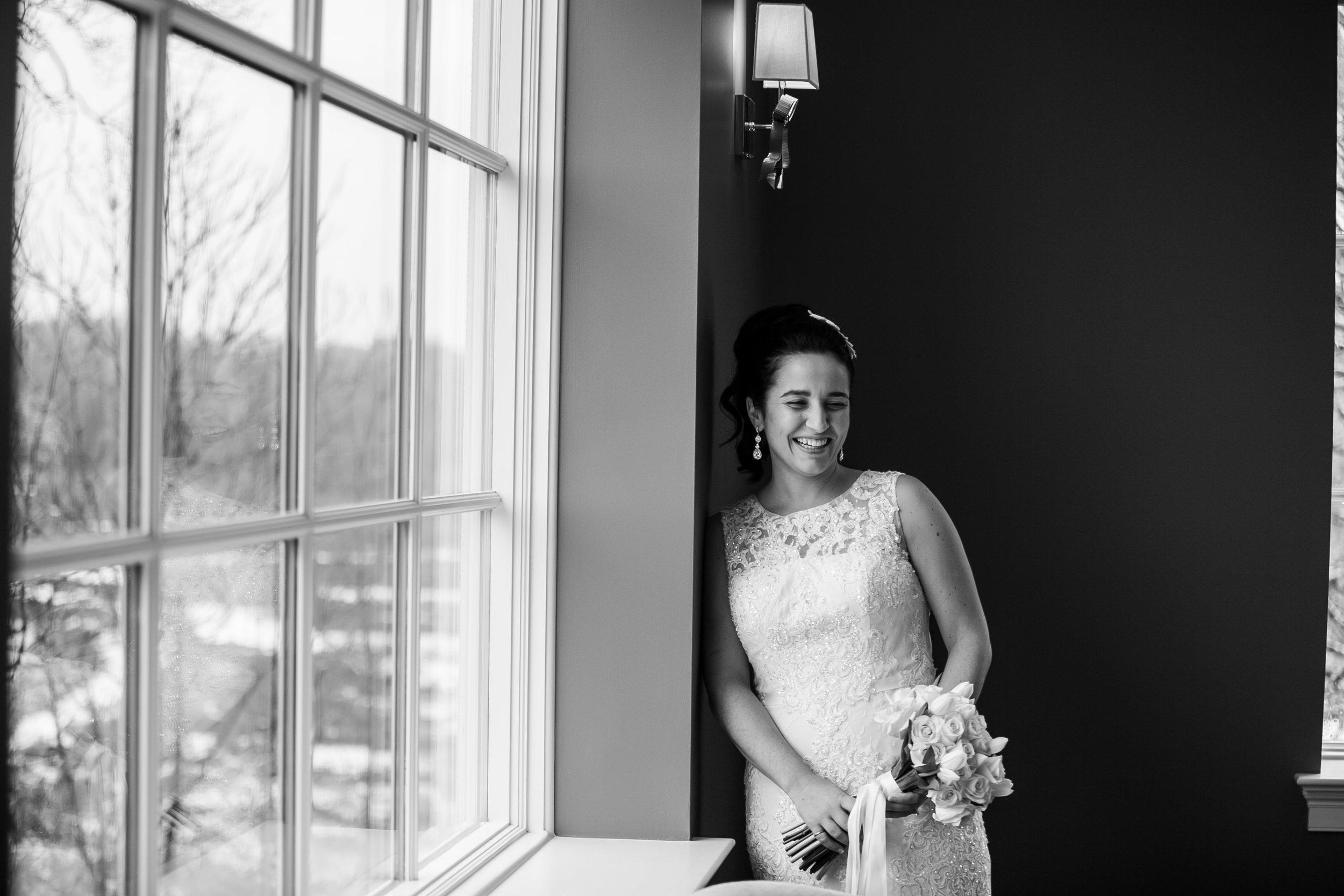 A New Jersey Bradford Estate Wedding