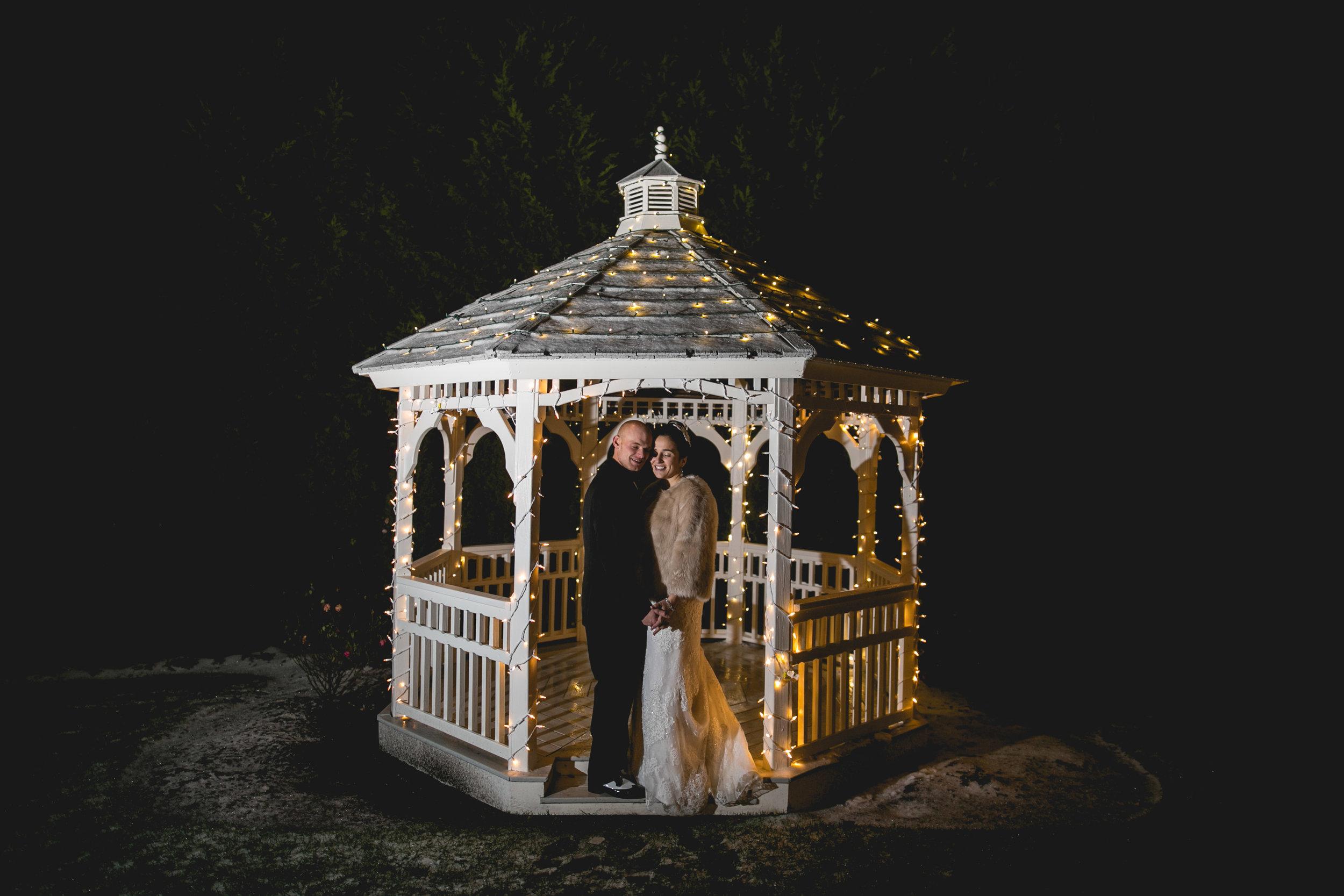 A Winter Bradford Estate Wedding