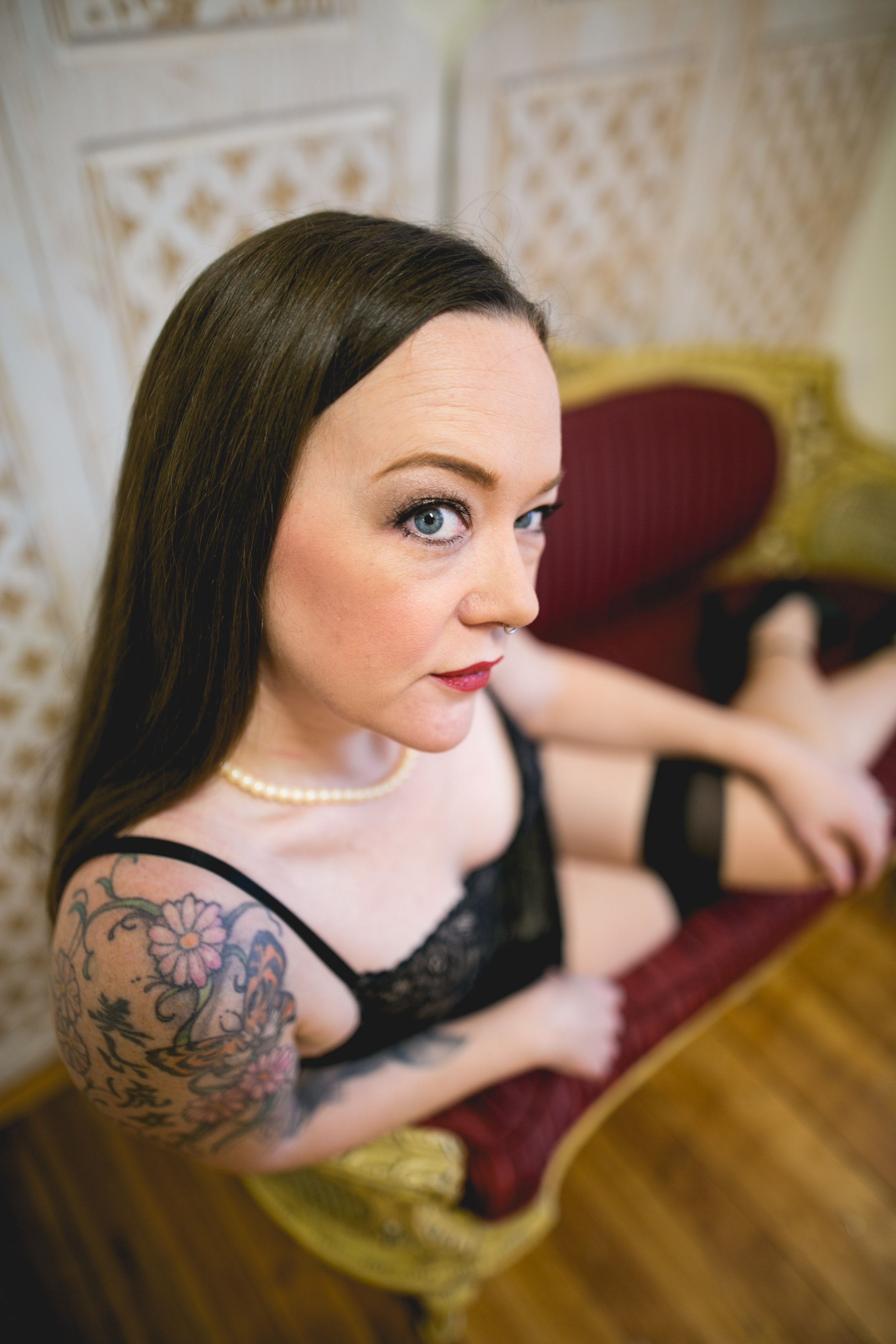 Philadelphia Boudoir Photographer