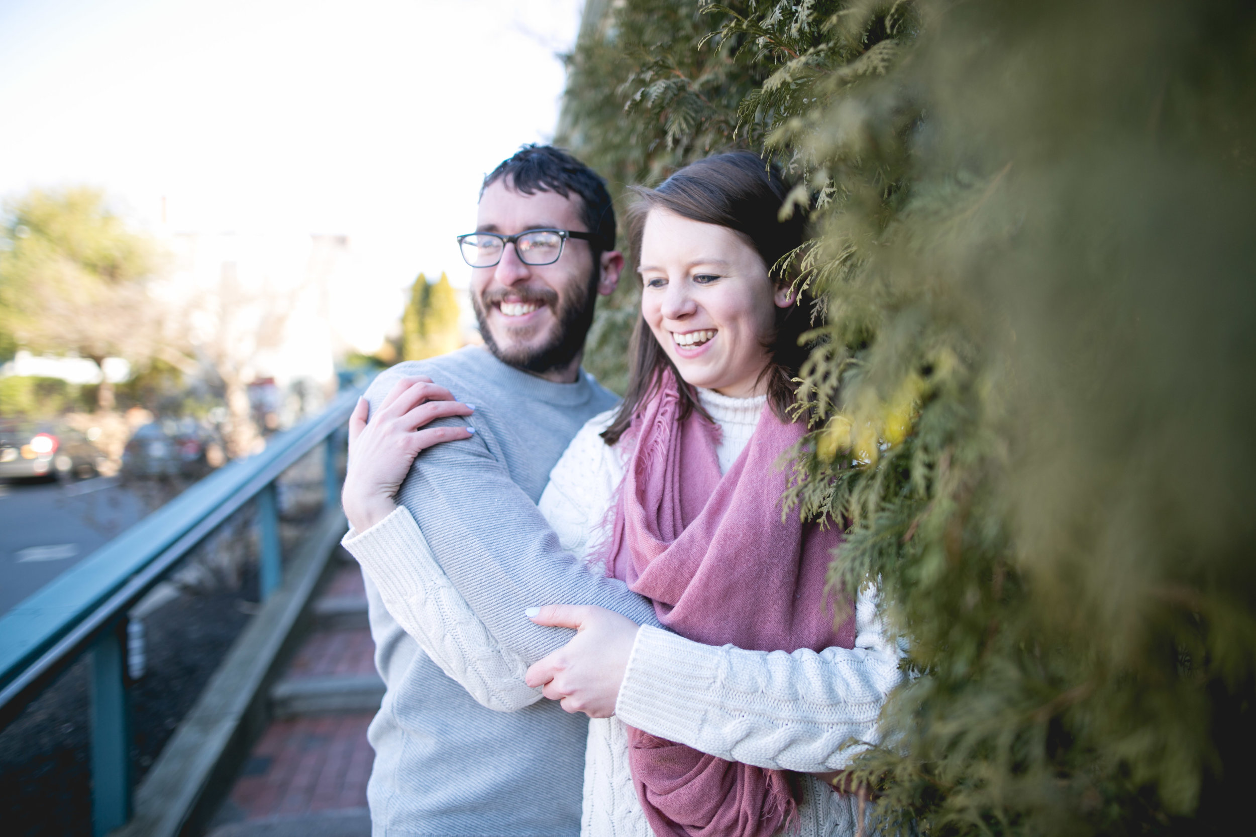 Isaac Newtons Newtown PA Engagement Session 7