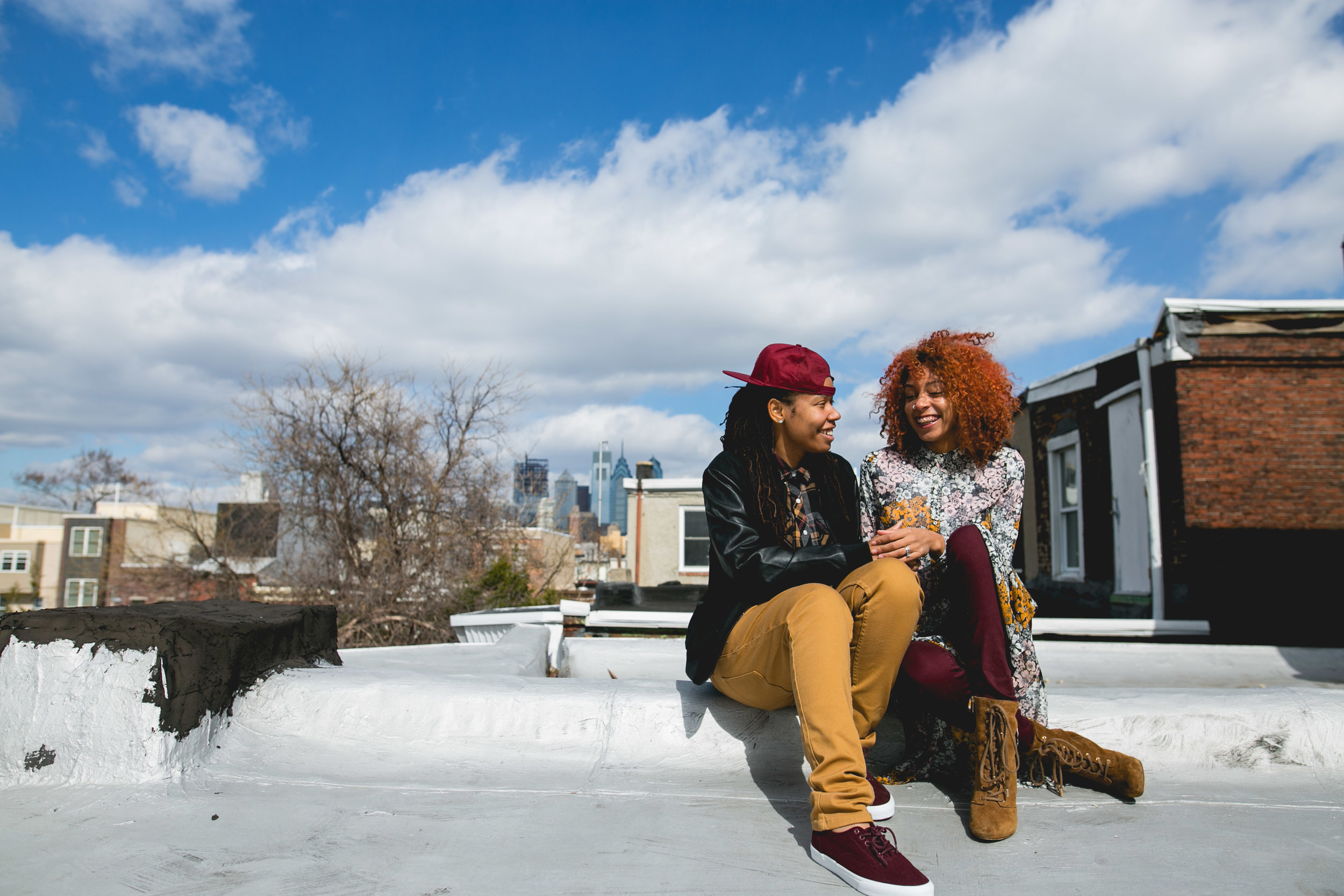 Philly LGBTQ Women of Color Photoshoot 3