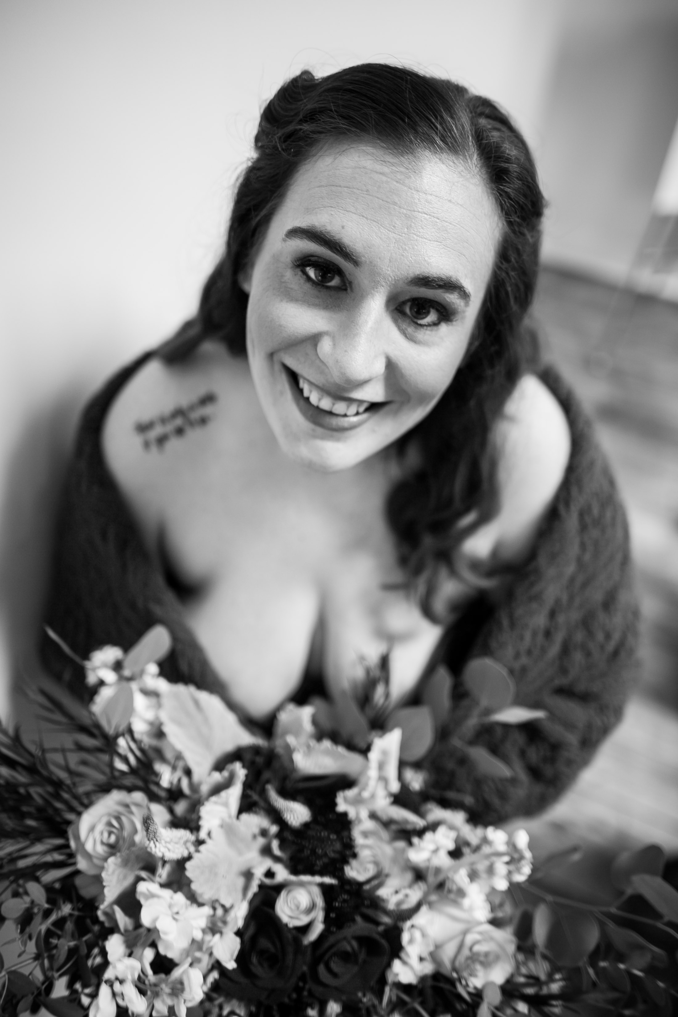 Philly Lesbian Boudoir Studio Session by The Lesbian Photographer 2