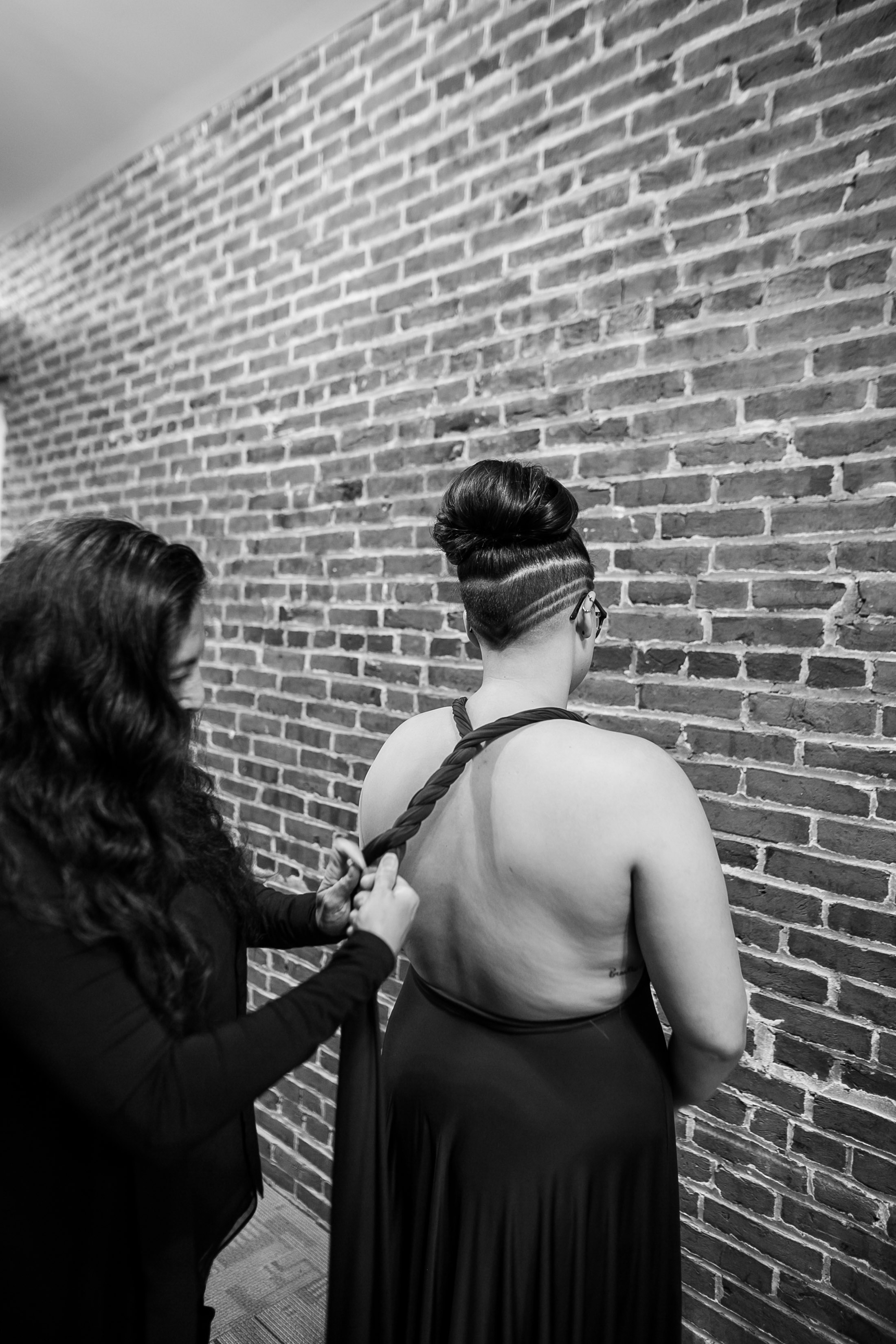 Queer Wedding Philadelphia Elopement by the lesbian photographer 5