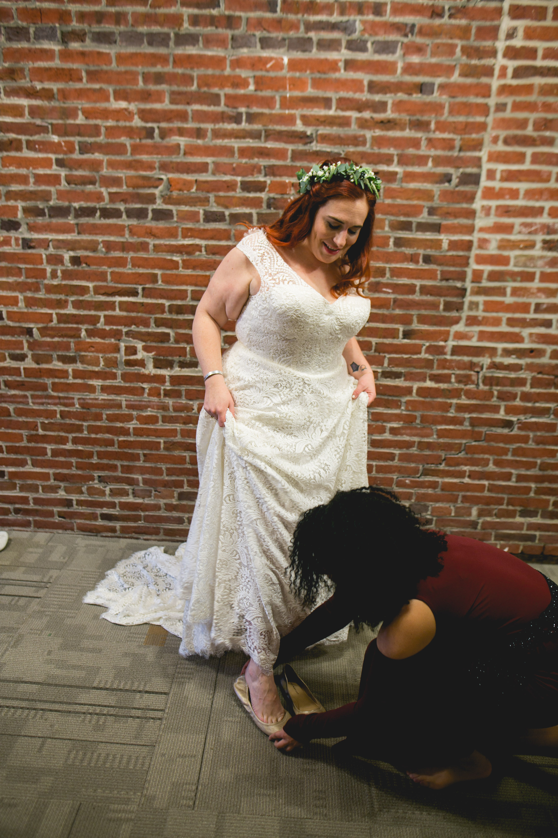 LGBTQ Philadelphia Wedding by Swiger Photography the Lesbian photographer 11