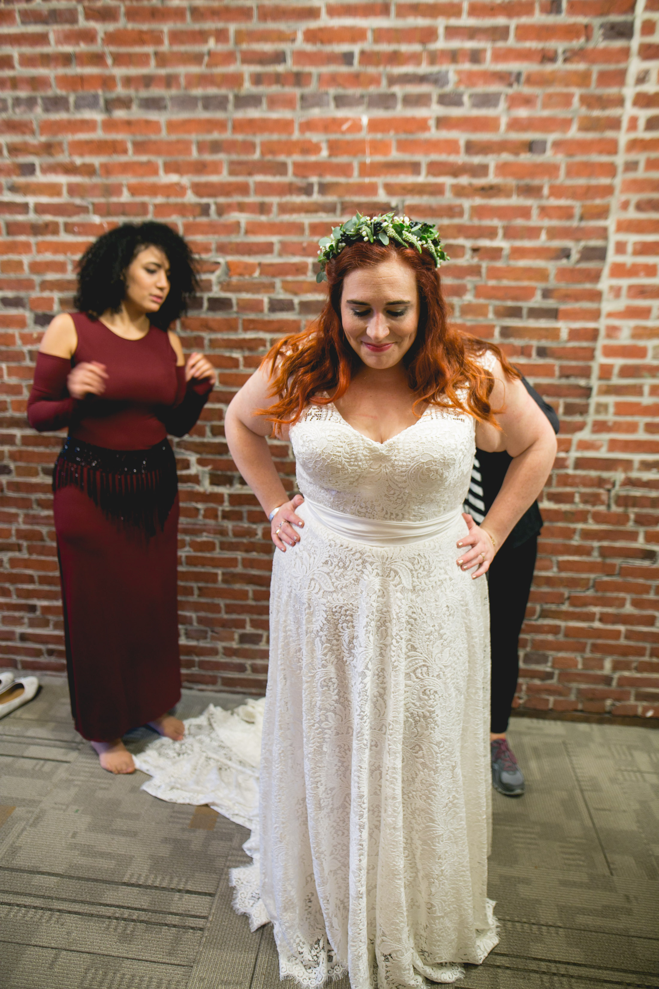 Queer Wedding Philadelphia Elopement by the lesbian photographer 11