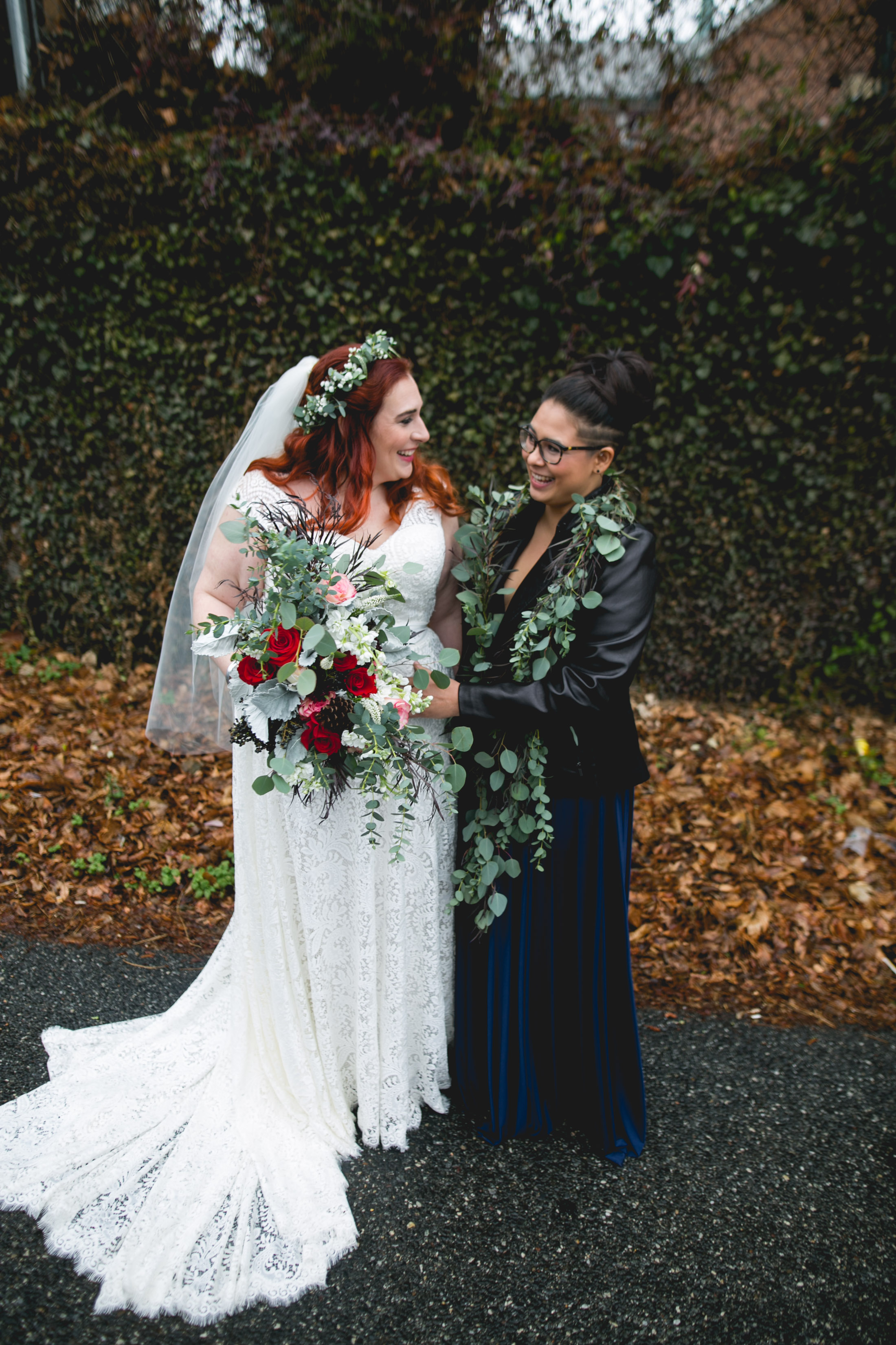 Queer Wedding Philadelphia Elopement by the lesbian photographer 18