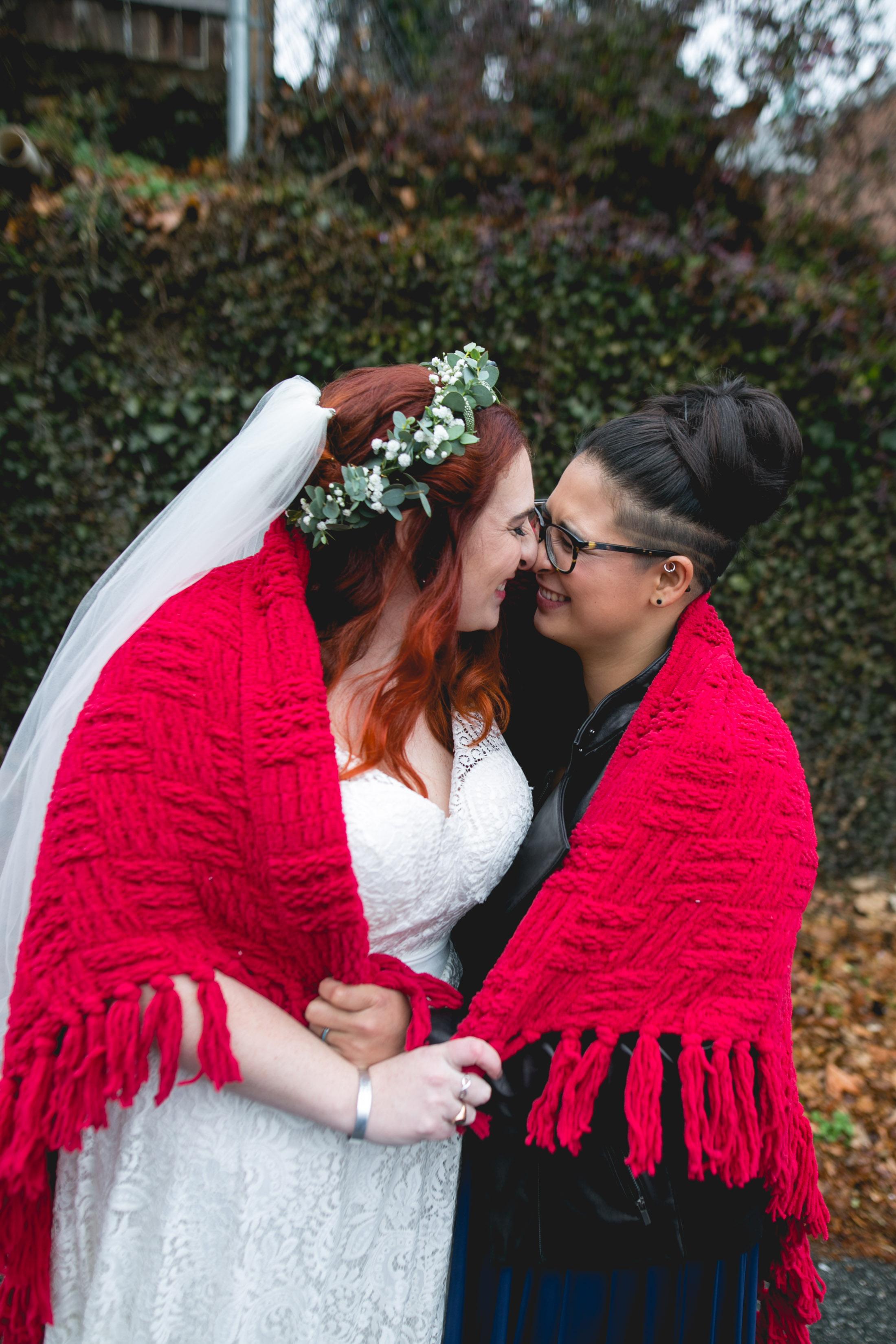 LGBTQ Philadelphia Wedding by Swiger Photography the Lesbian photographer 18