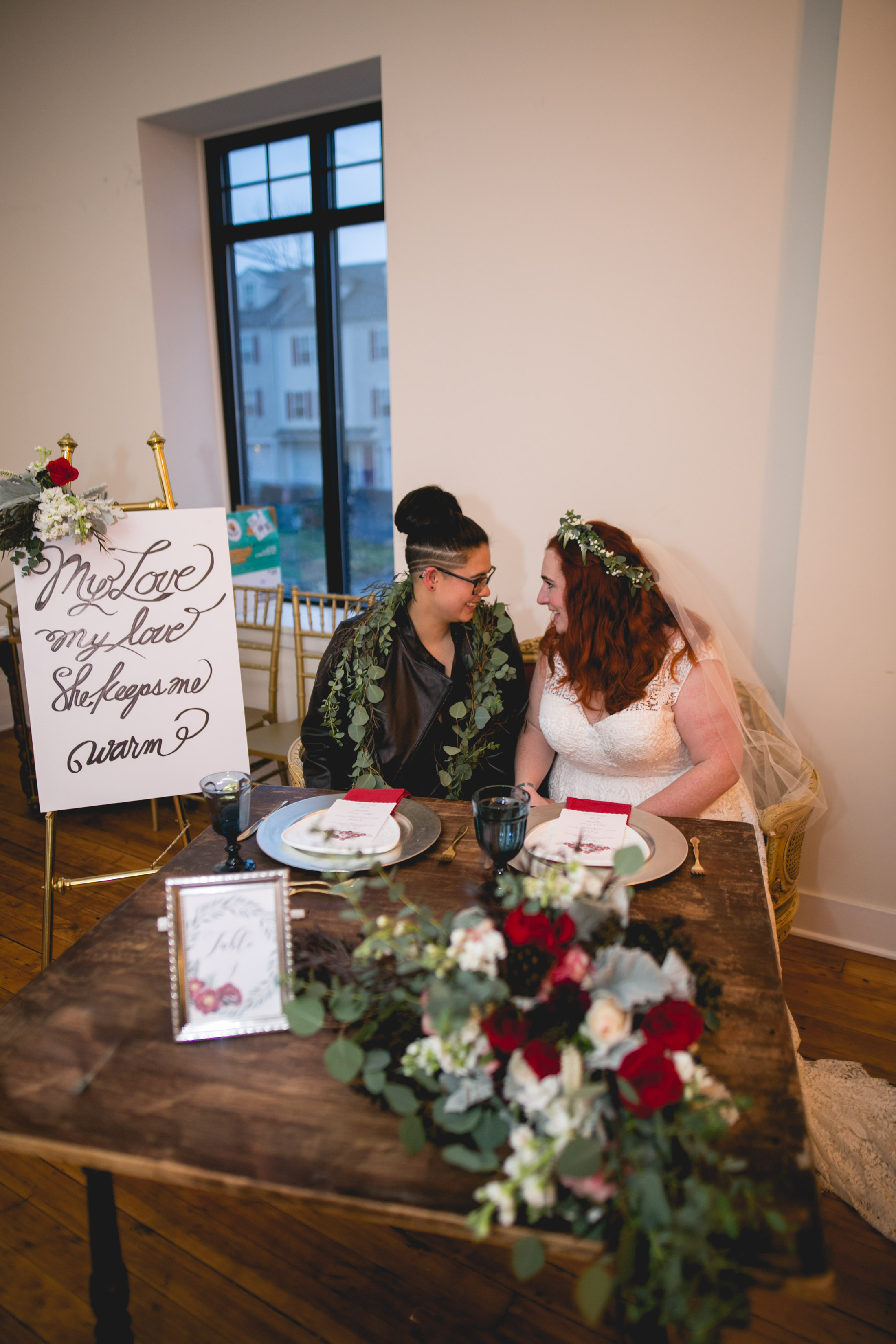 Queer Wedding Philadelphia Elopement by the lesbian photographer 29
