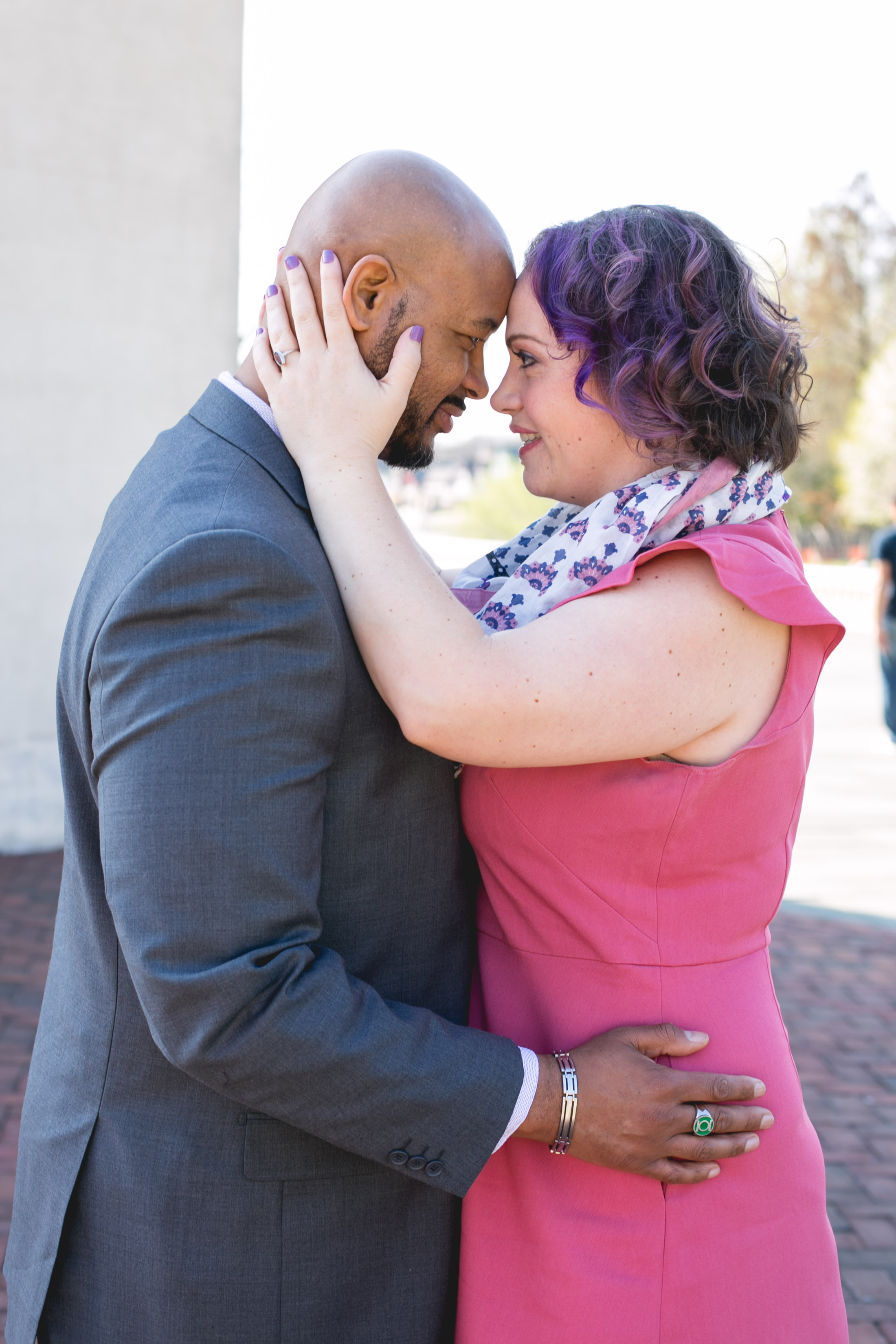 Interacial Philly Engagement Shoot 2