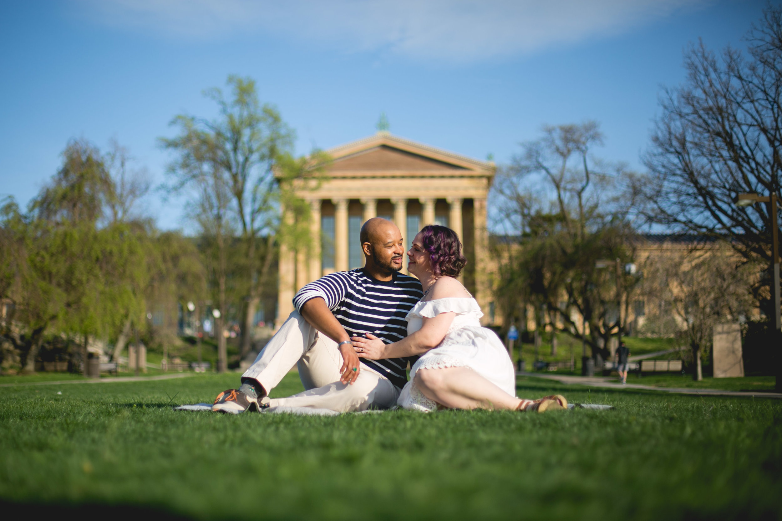 Interacial Philly Engagement Shoot 13
