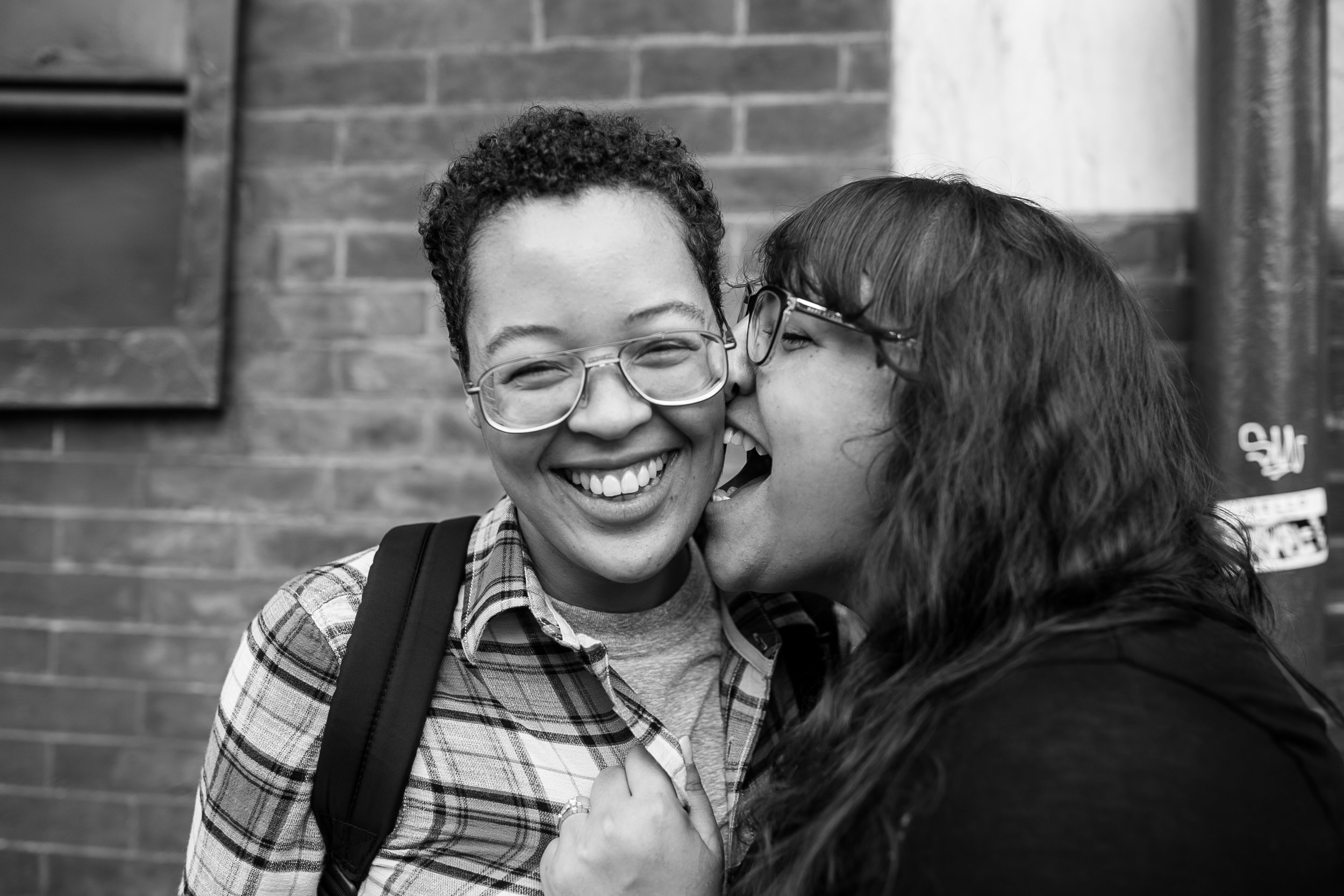 QPOC Engagement Session Philly Gayborhood LGBTQ 8