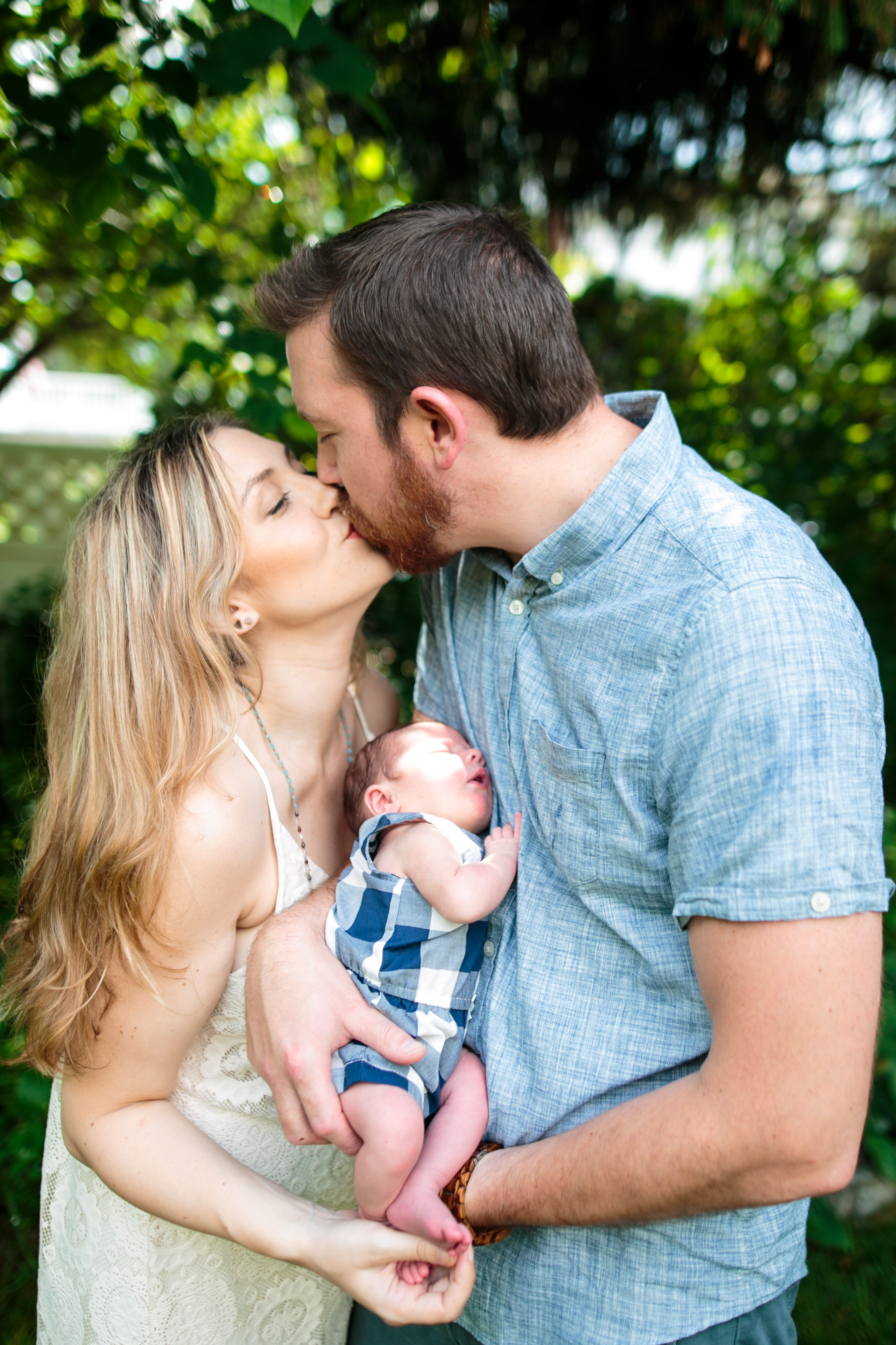 Lifestyle Newborn Photography King of Prussia