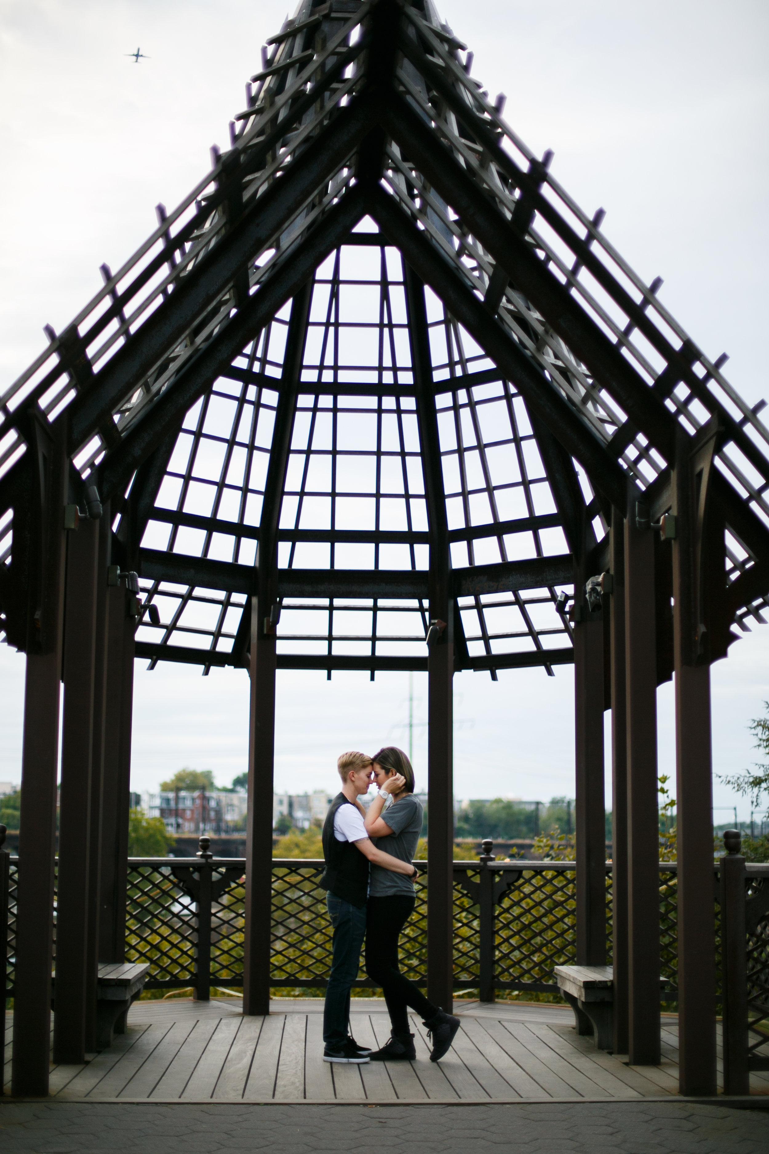 Philadelphia Queer Engagement Session by Lesbian Photographer Amanda Swiger 19