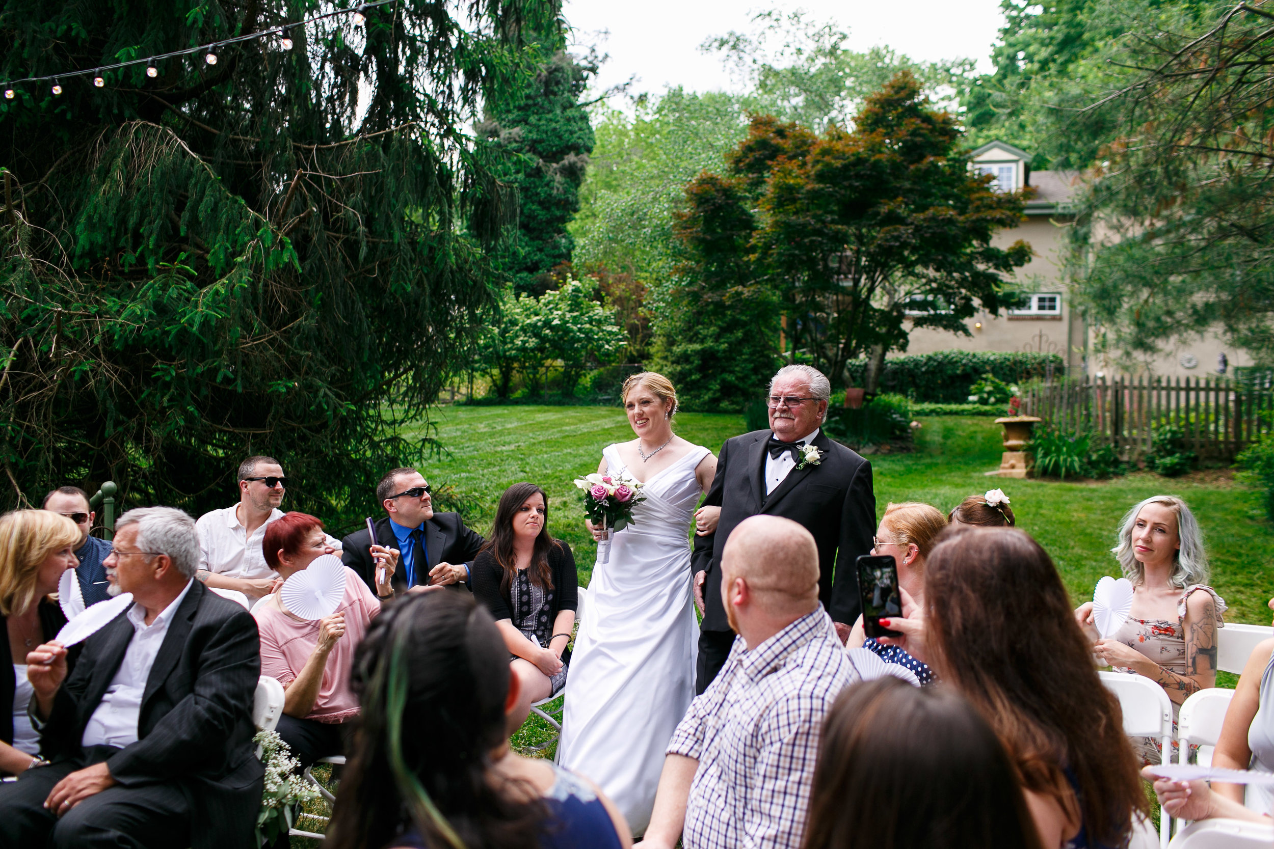 Philadelphia LGBTQ Wedding at The Sage Farmhouse 15