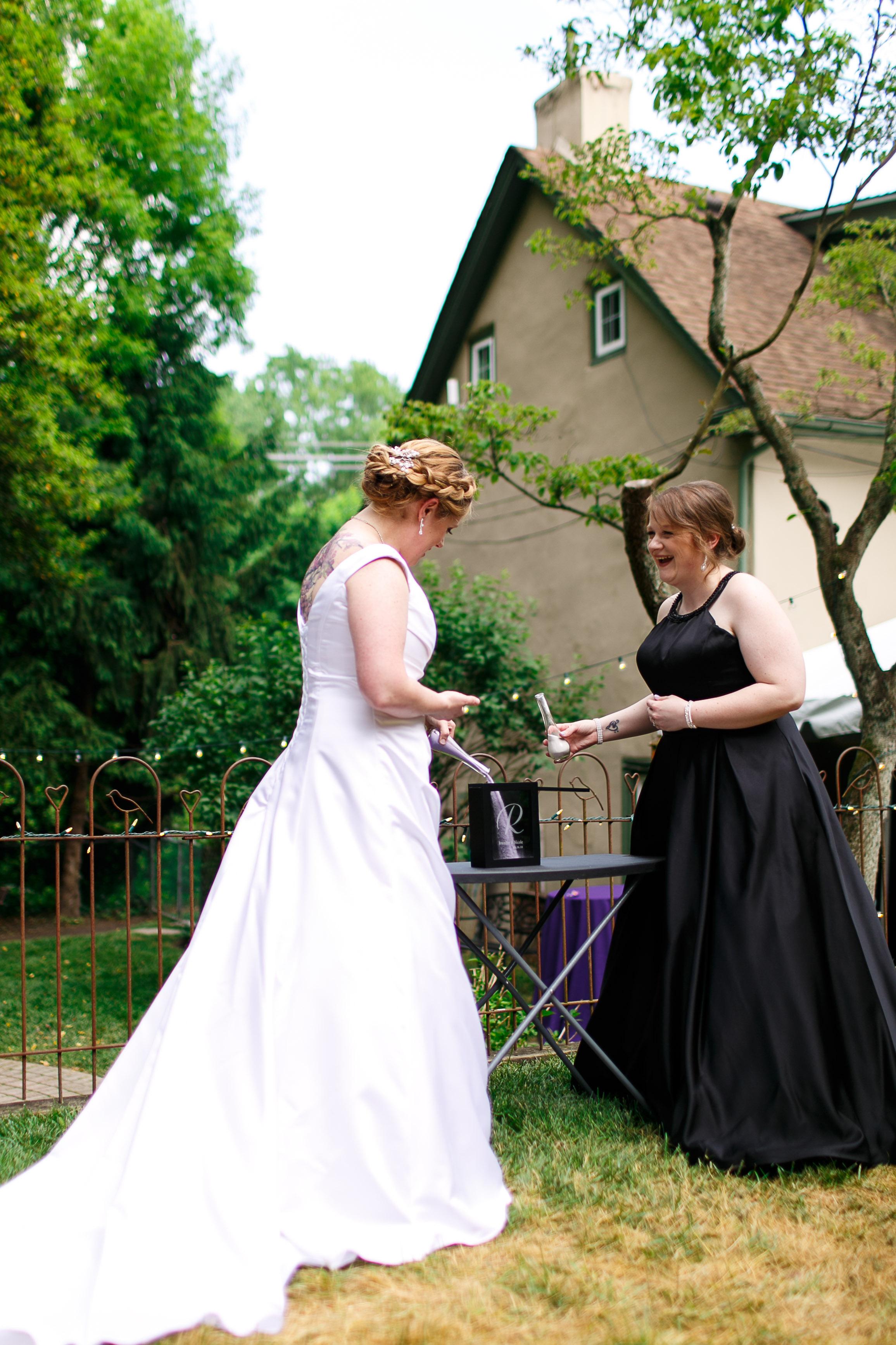 Philadelphia LGBTQ Wedding at The Sage Farmhouse 21