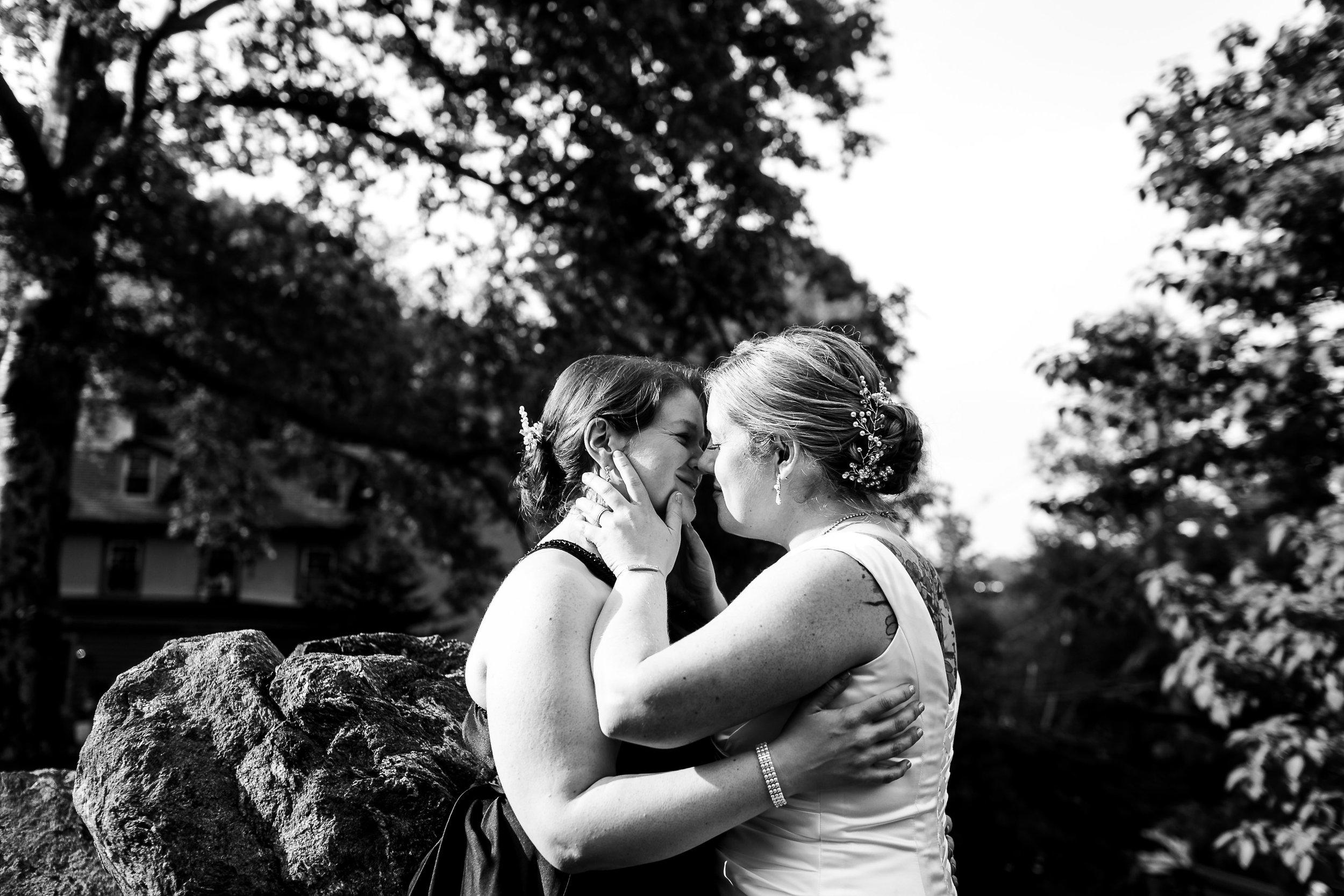 Philadelphia LGBTQ Wedding at The Sage Farmhouse 34