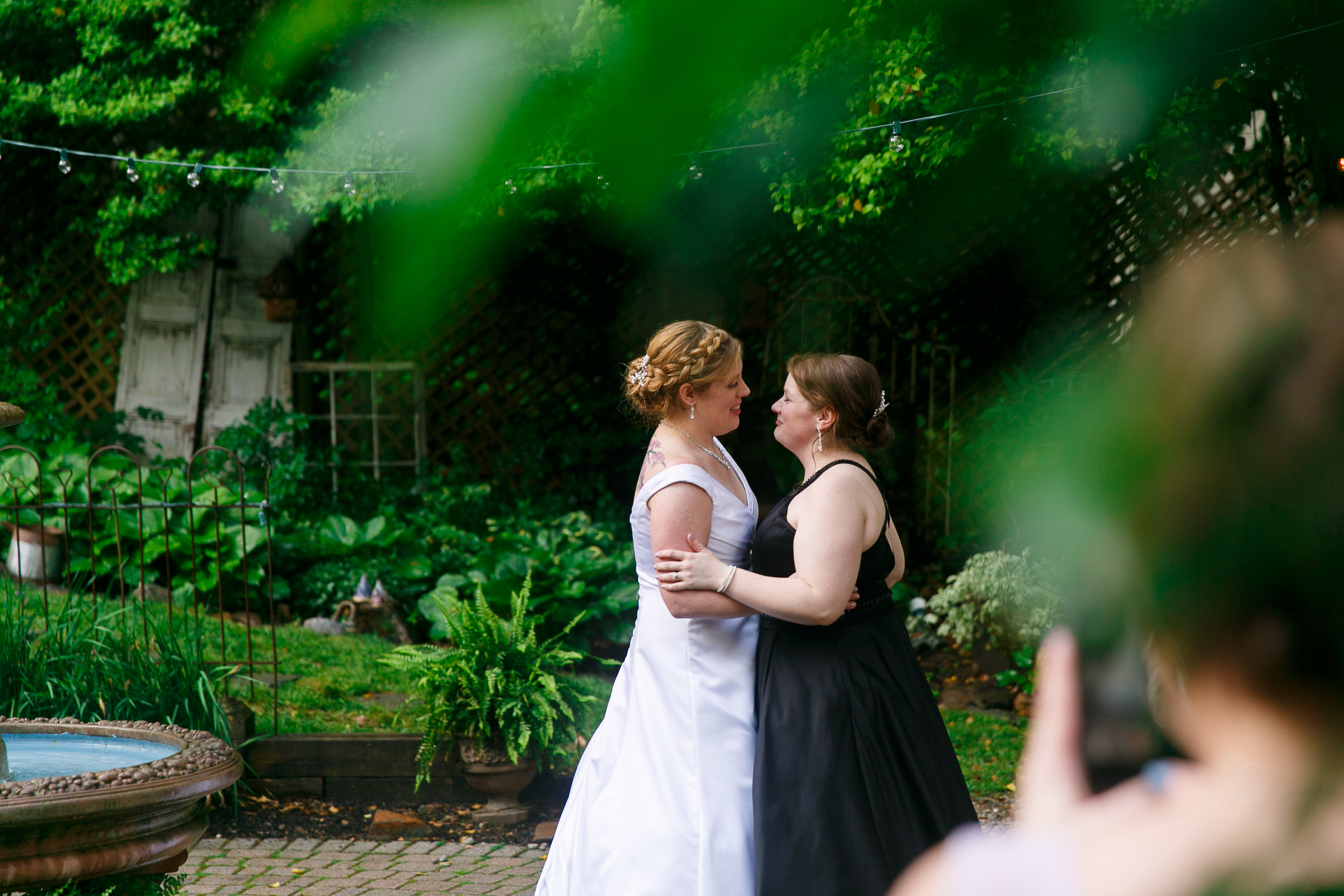 Philadelphia LGBTQ Wedding at The Sage Farmhouse 51