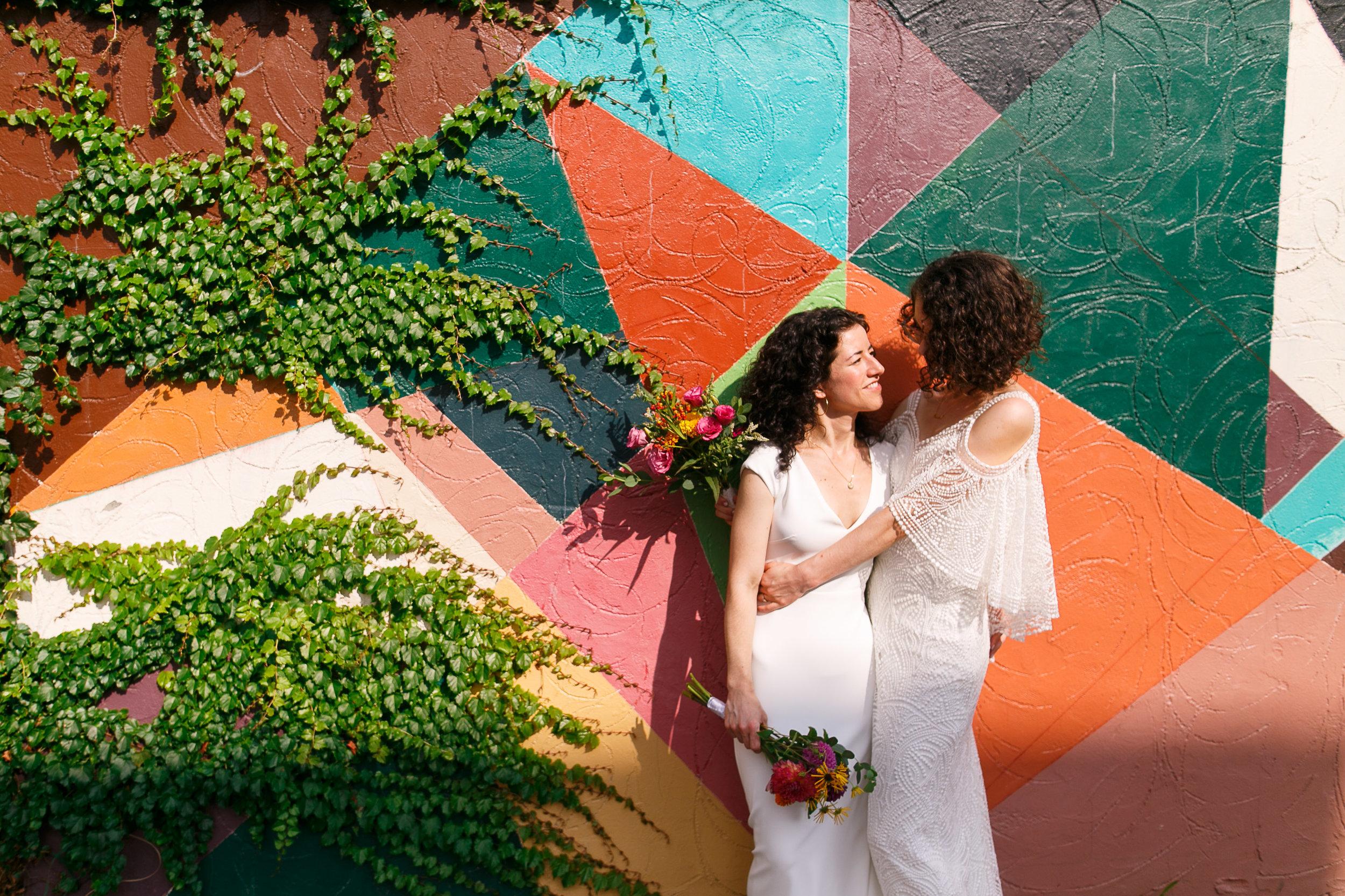 Philly Maas Building LGBTQ Wedding