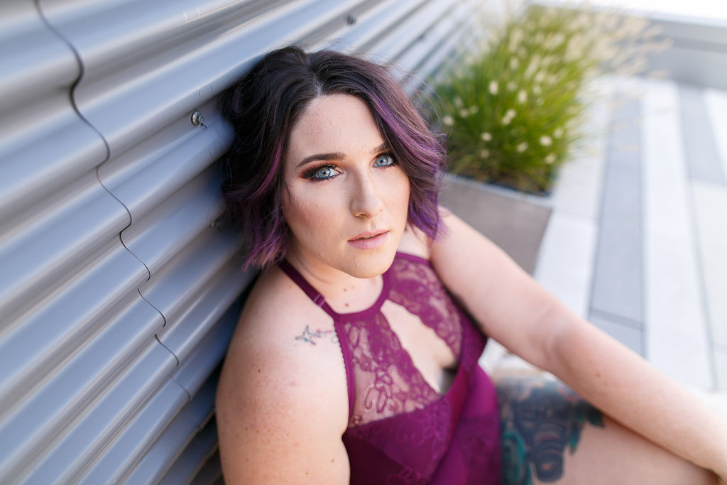 Philly Outdoor Rooftop Boudoir Session by Swiger Photography 18.jpg