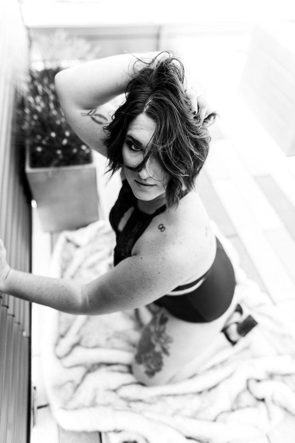 Philly Outdoor Rooftop Boudoir Session by Swiger Photography 20.jpg