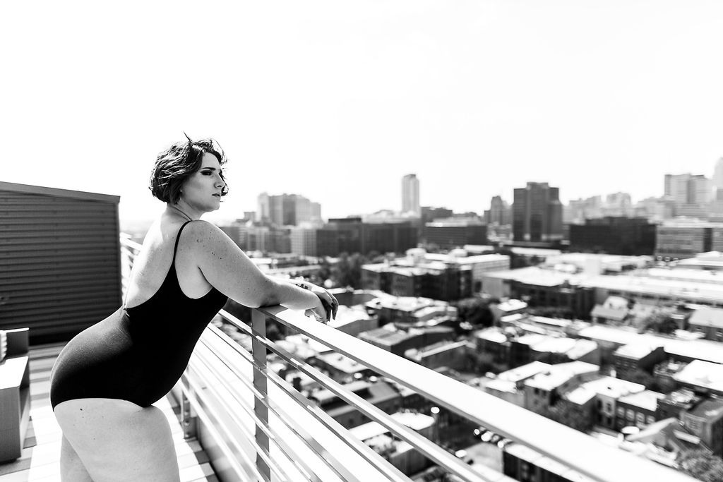 Philly Outdoor Rooftop Boudoir Session by Swiger Photography 36.jpg