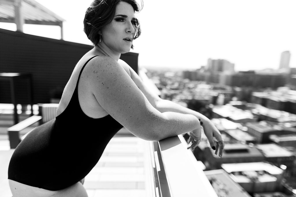 Philly Outdoor Rooftop Boudoir Session by Swiger Photography 37.jpg