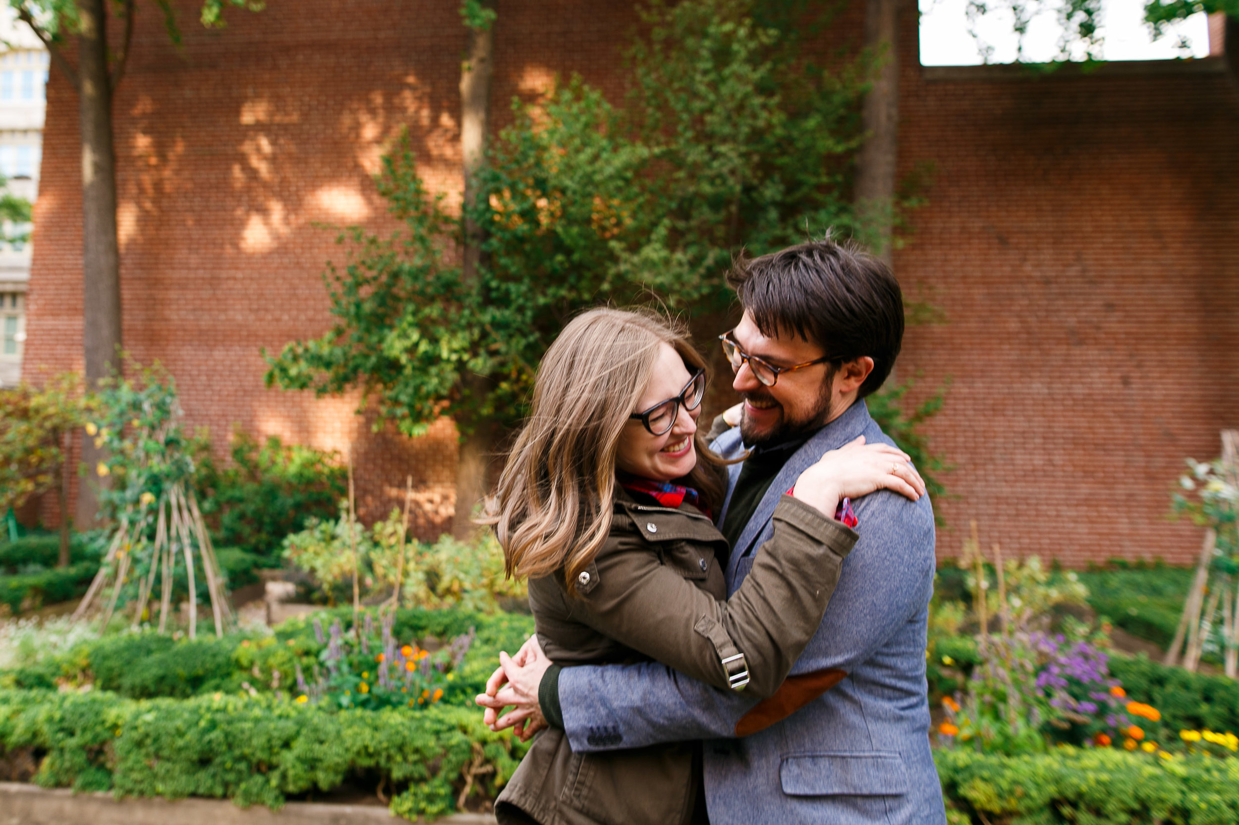 Old City Philadelphia Fall Engagement Session by Swiger Photography Ala and Roy4.jpg