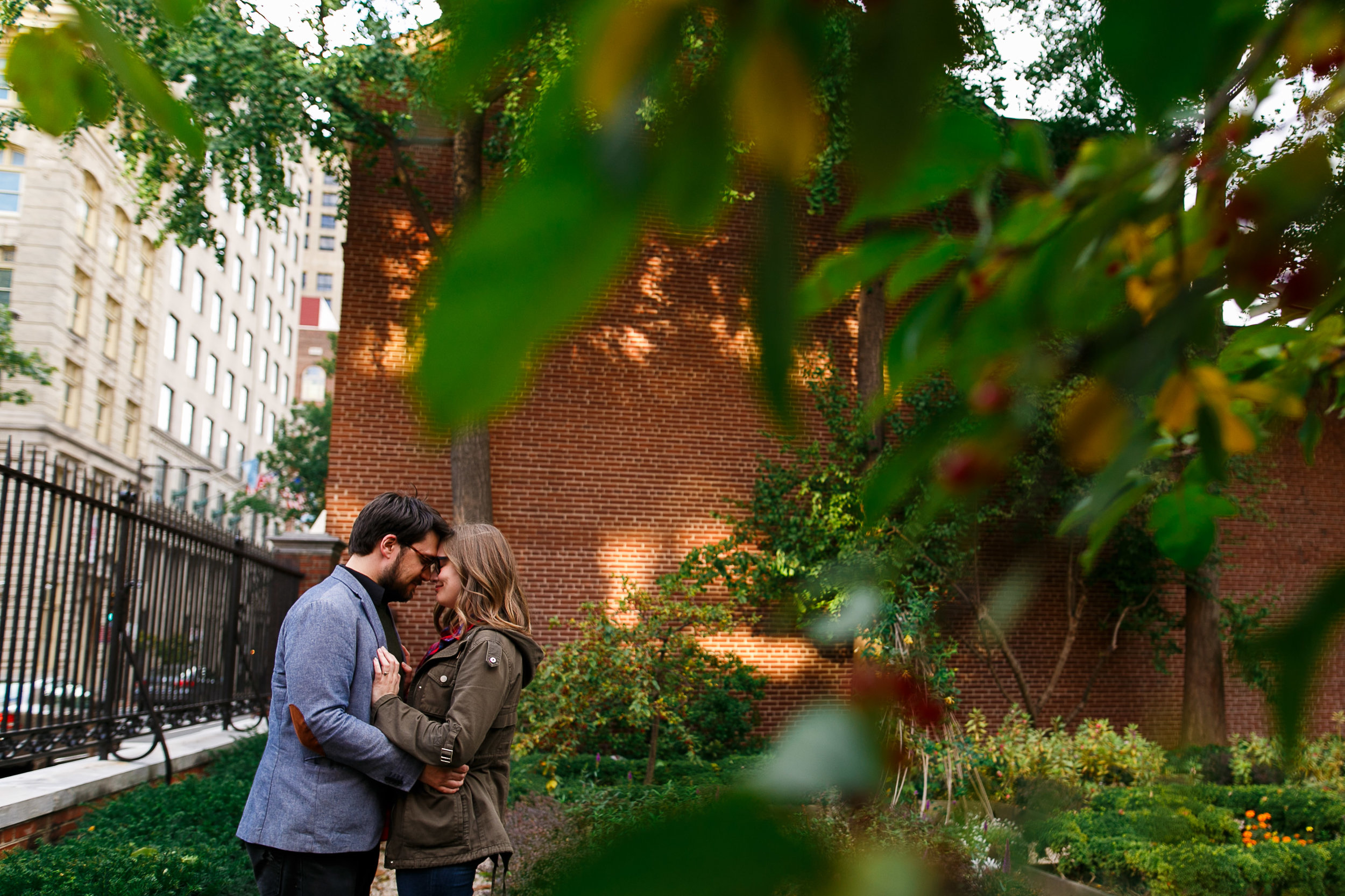 Old City Philadelphia Fall Engagement Session by Swiger Photography Ala and Roy11.jpg
