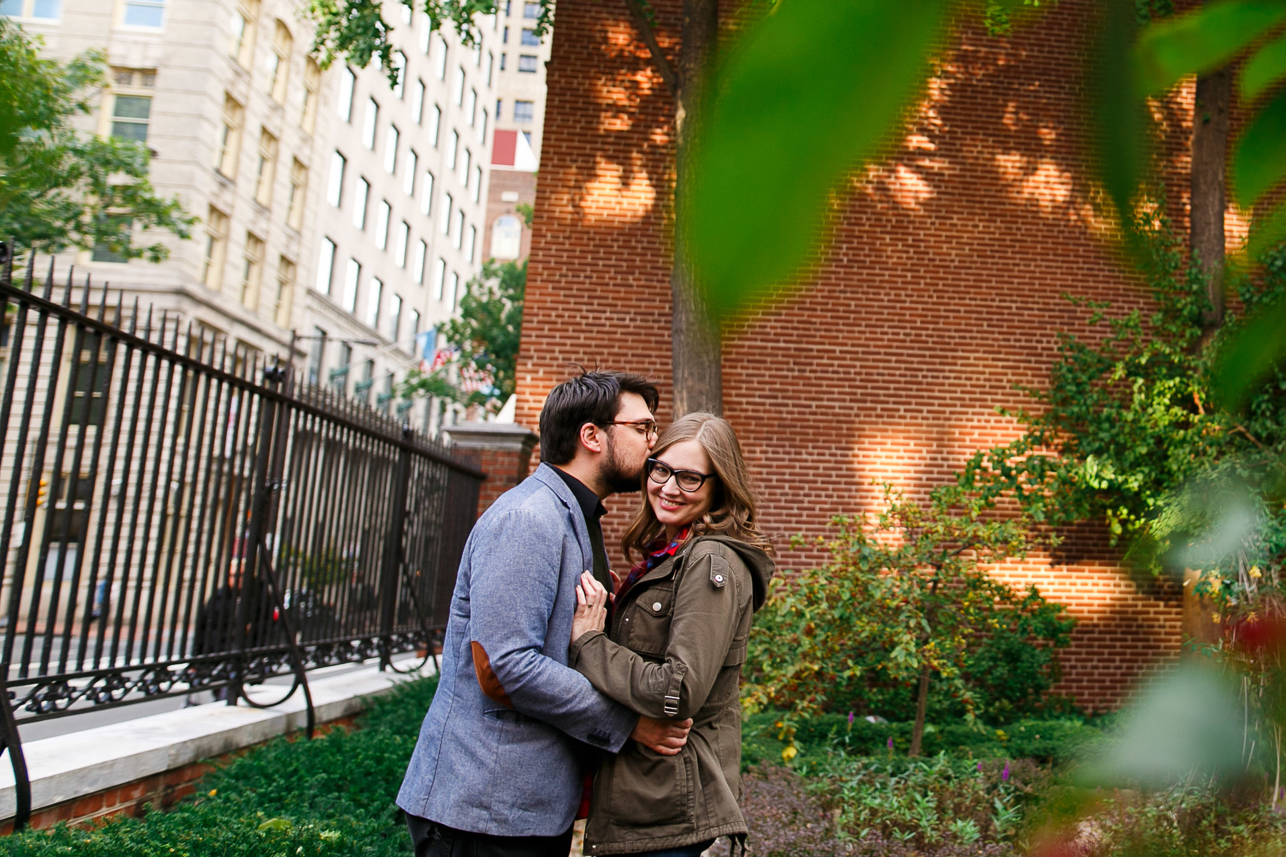 Old City Philadelphia Fall Engagement Session by Swiger Photography Ala and Roy12.jpg