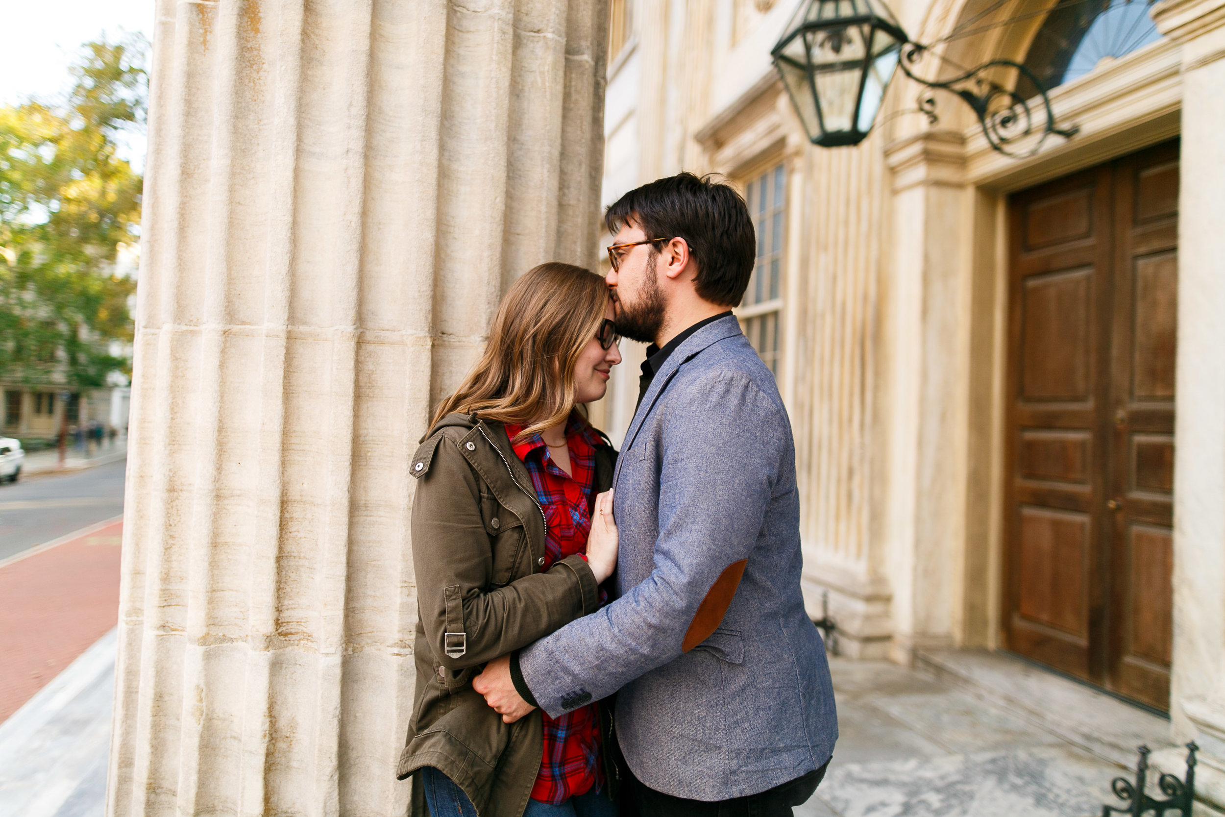 Old City Philadelphia Fall Engagement Session by Swiger Photography Ala and Roy17.jpg