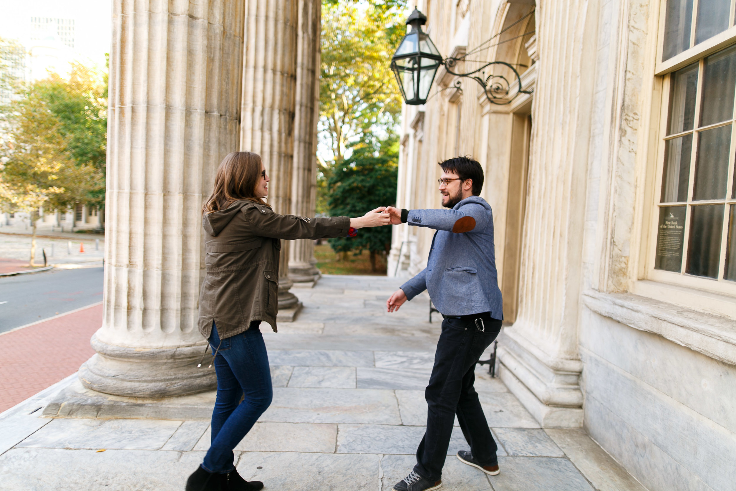 Old City Philadelphia Fall Engagement Session by Swiger Photography Ala and Roy18.jpg