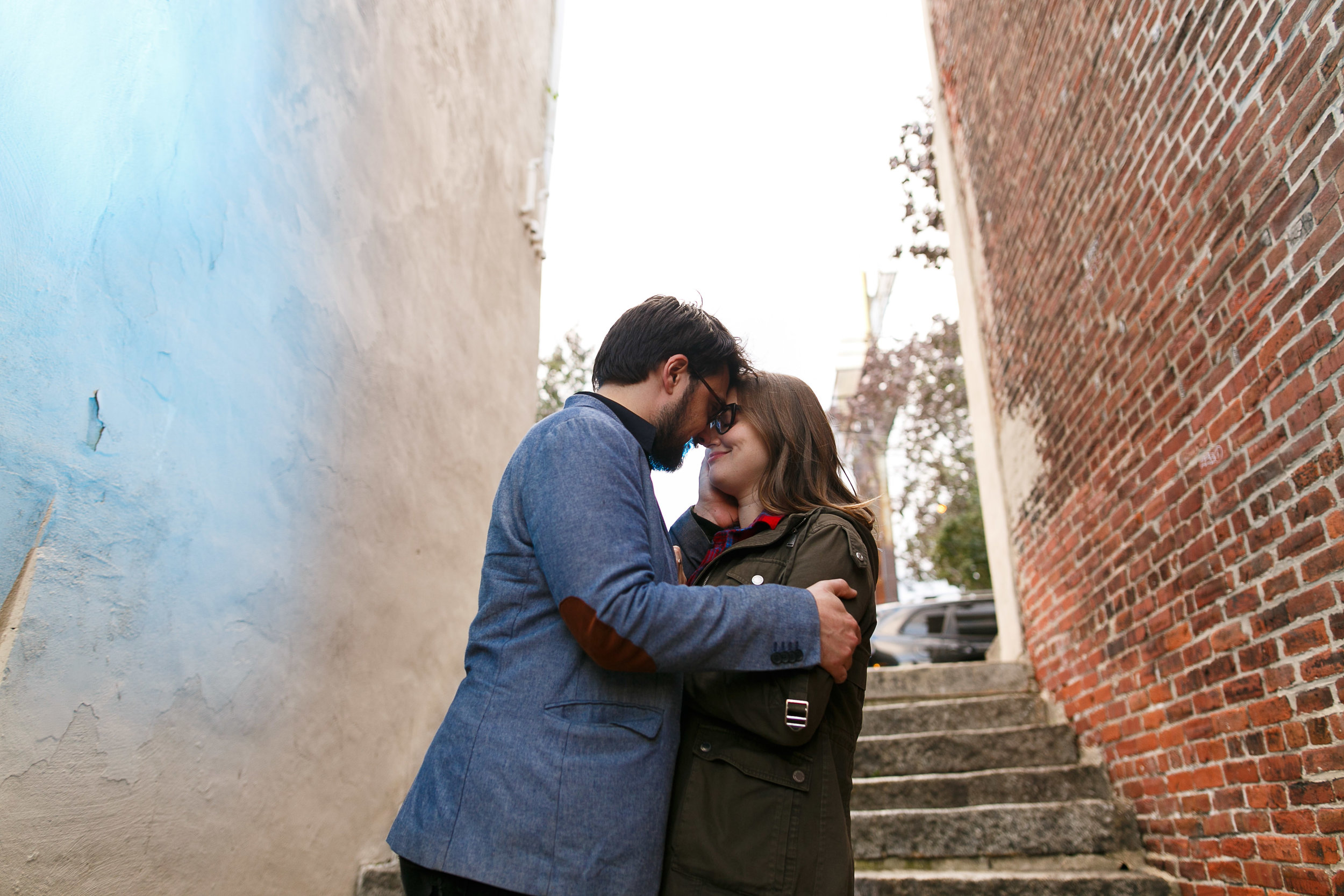 Old City Philadelphia Fall Engagement Session by Swiger Photography Ala and Roy27.jpg