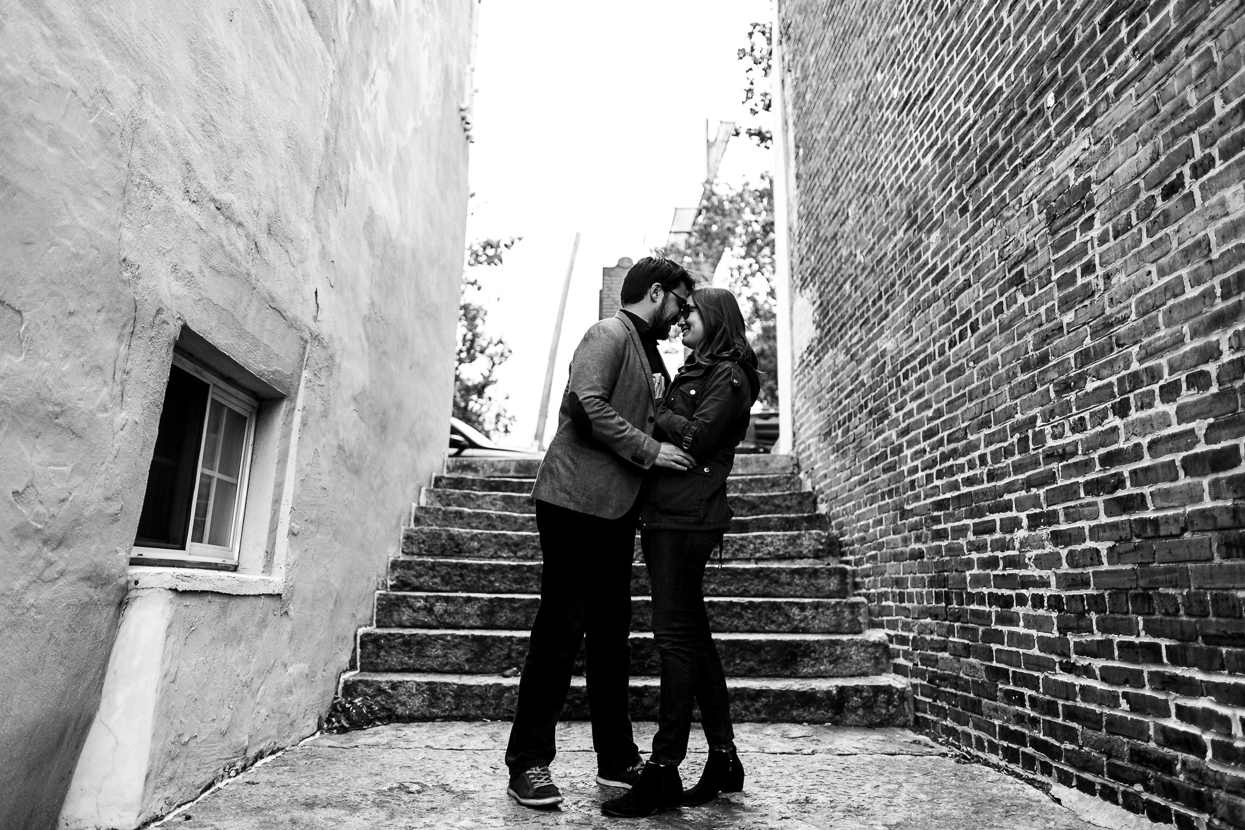 Old City Philadelphia Fall Engagement Session by Swiger Photography Ala and Roy26.jpg