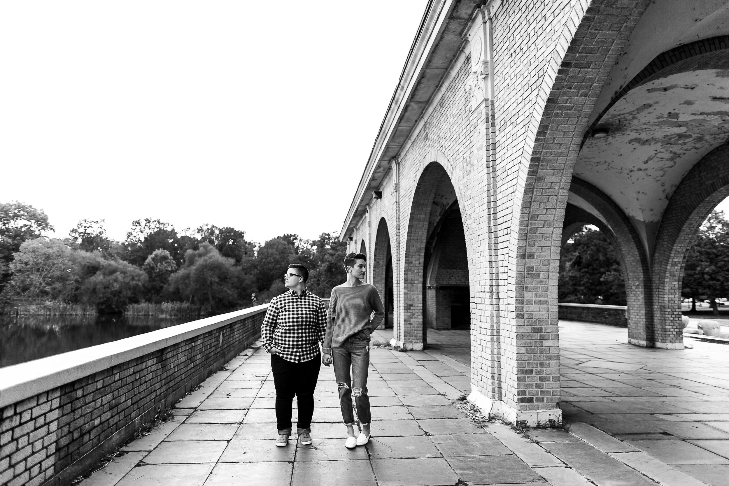 FDR Park South Philly LGBTQ Engagement Session10.jpg
