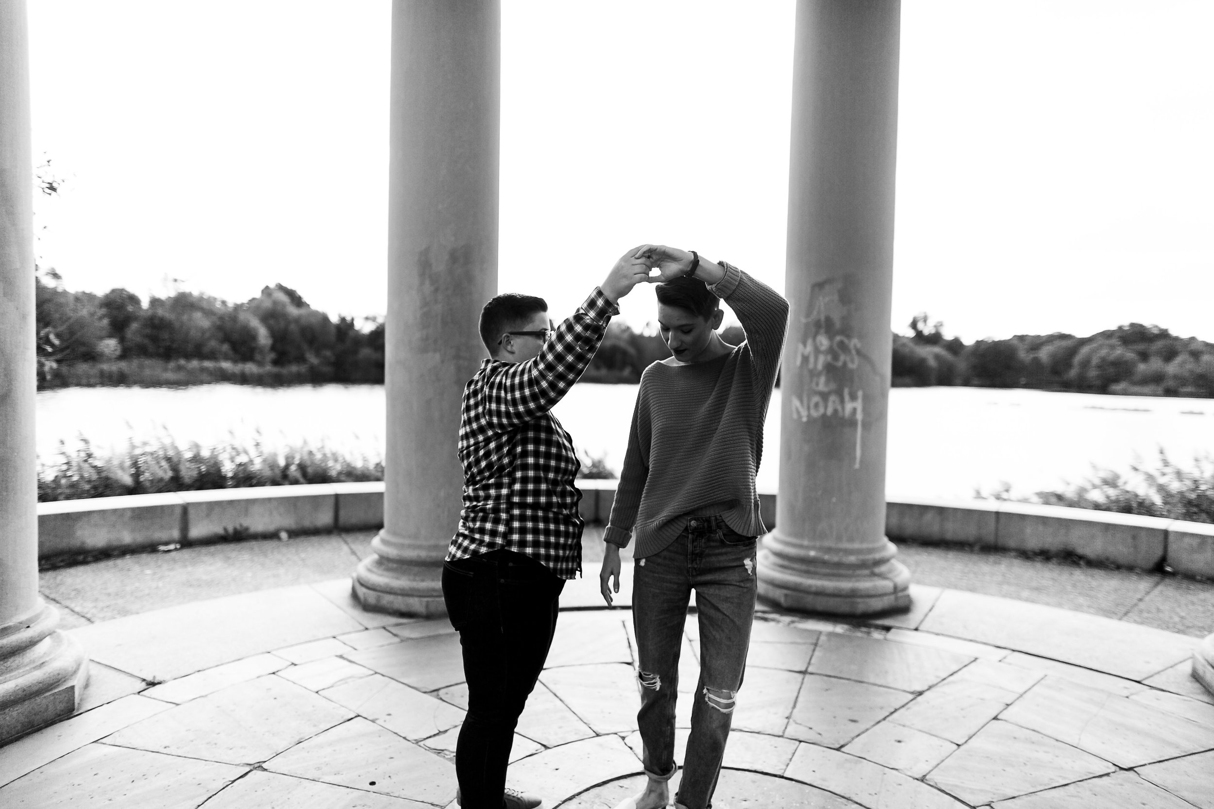 FDR Park South Philly LGBTQ Engagement Session30.jpg